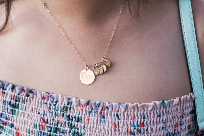 Little Field Lane necklace