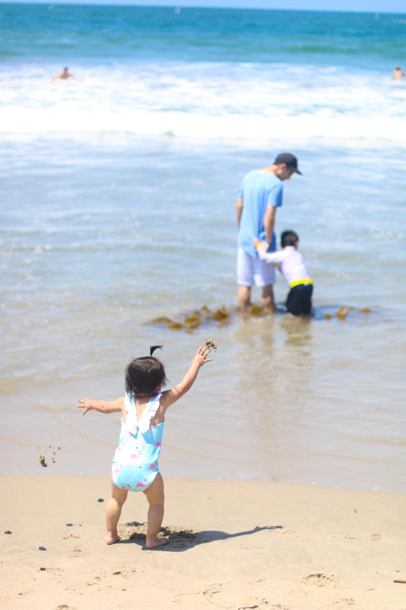 Olivia + Ocean girl's swimsuit