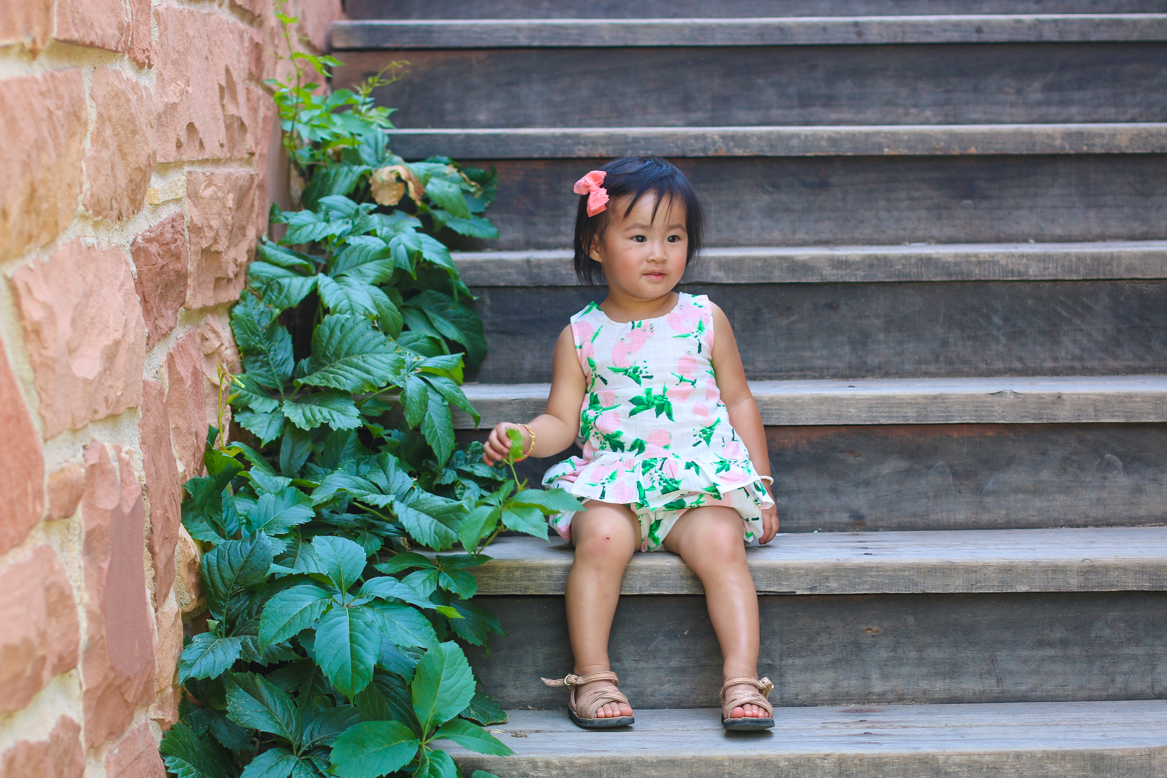 Sweet Peach Kids outfit