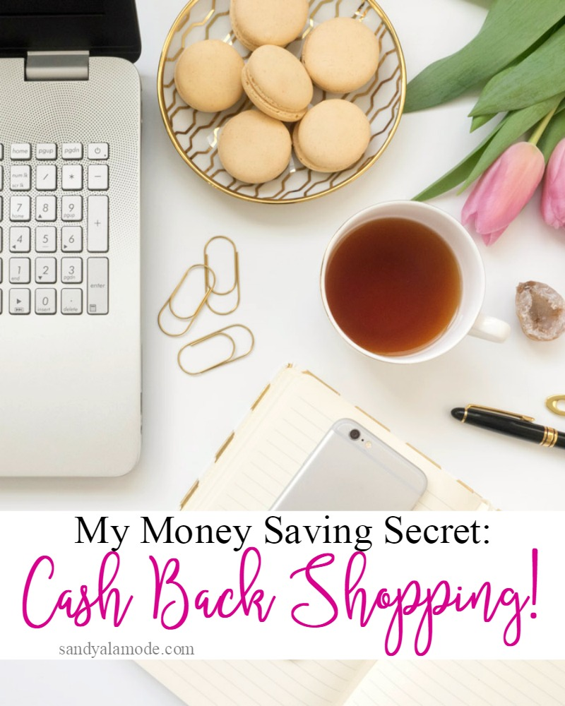 My Money Saving Secret - Cash Back Shopping with Splender.com