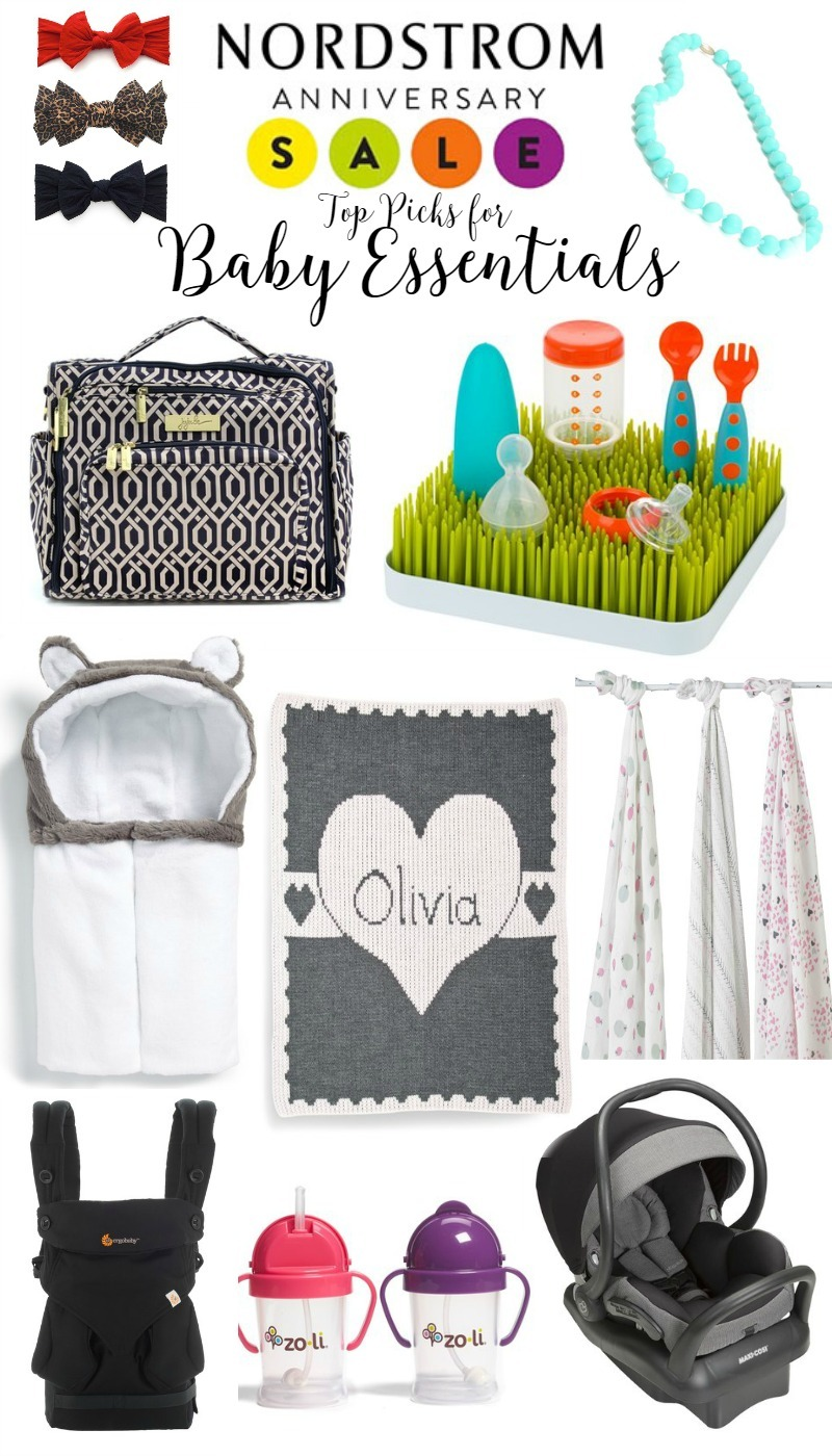 Nordstrom Anniversary Sale Top Picks for Baby Essentials