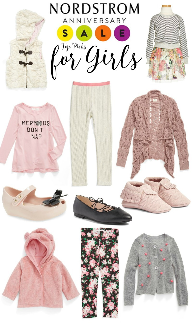 Nordstrom Anniversary Sale Top Picks for Girls