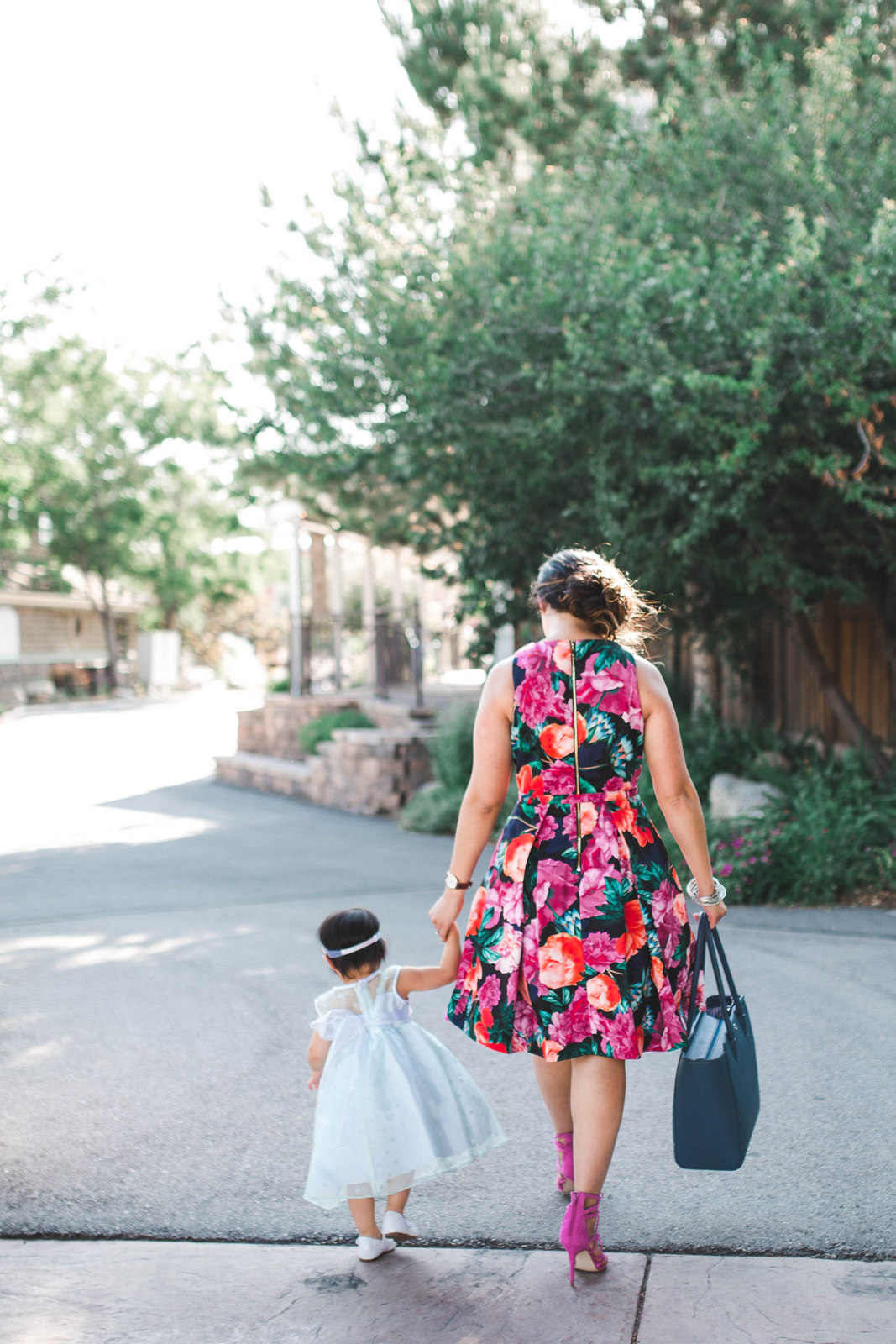 Mamas and Minis Style: Summer Wedding Dresses