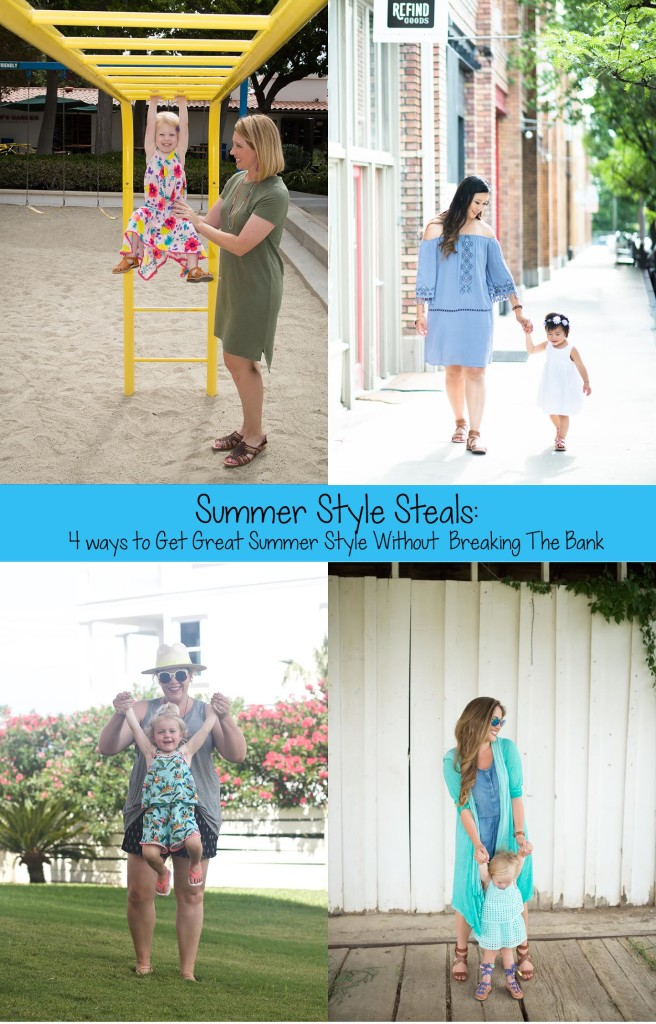 Summer Style Steals for Mamas and Minis