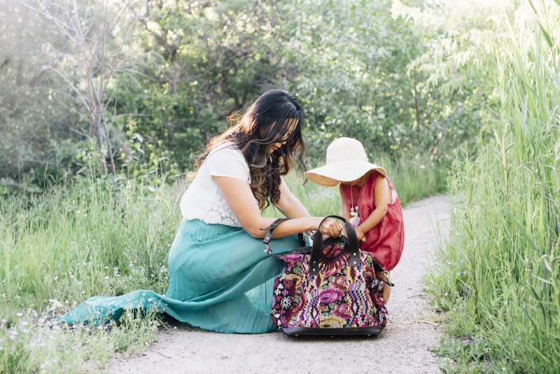 Mommy and me Summer fashion