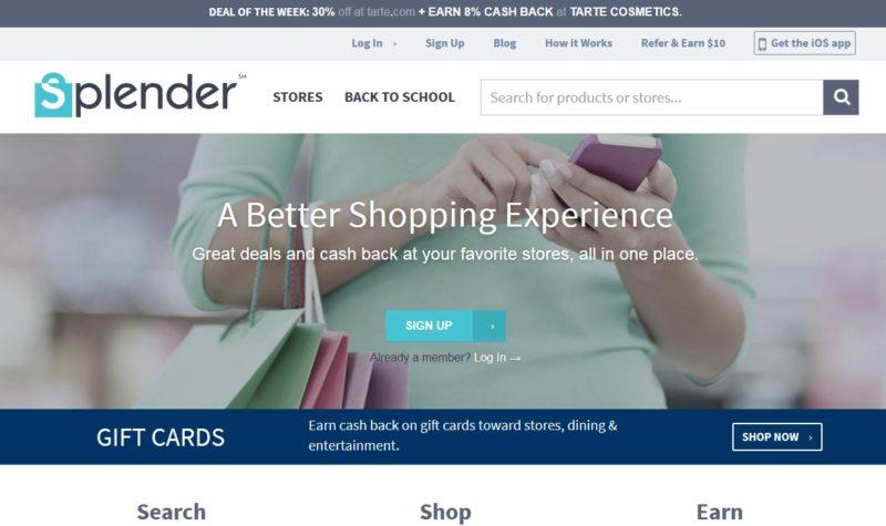 My Money Saving Secret: Cash Back Shopping!