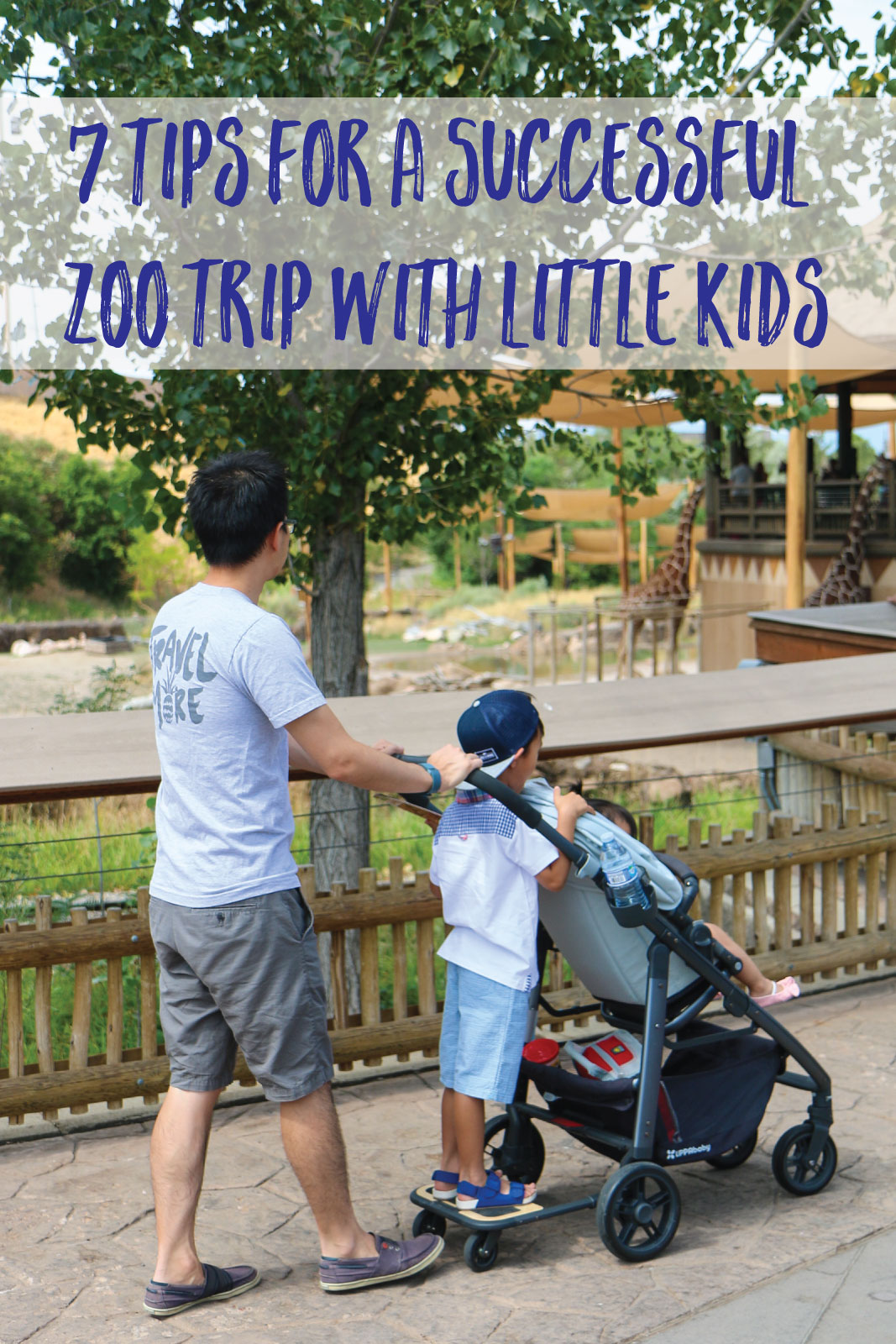 7 Tips For A Successful Zoo Trip With Little Kids