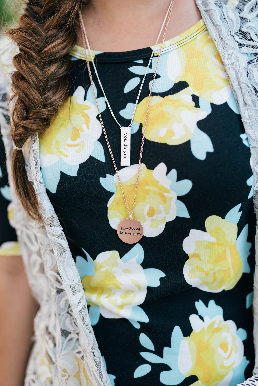 Cents of Style Tribe Necklace