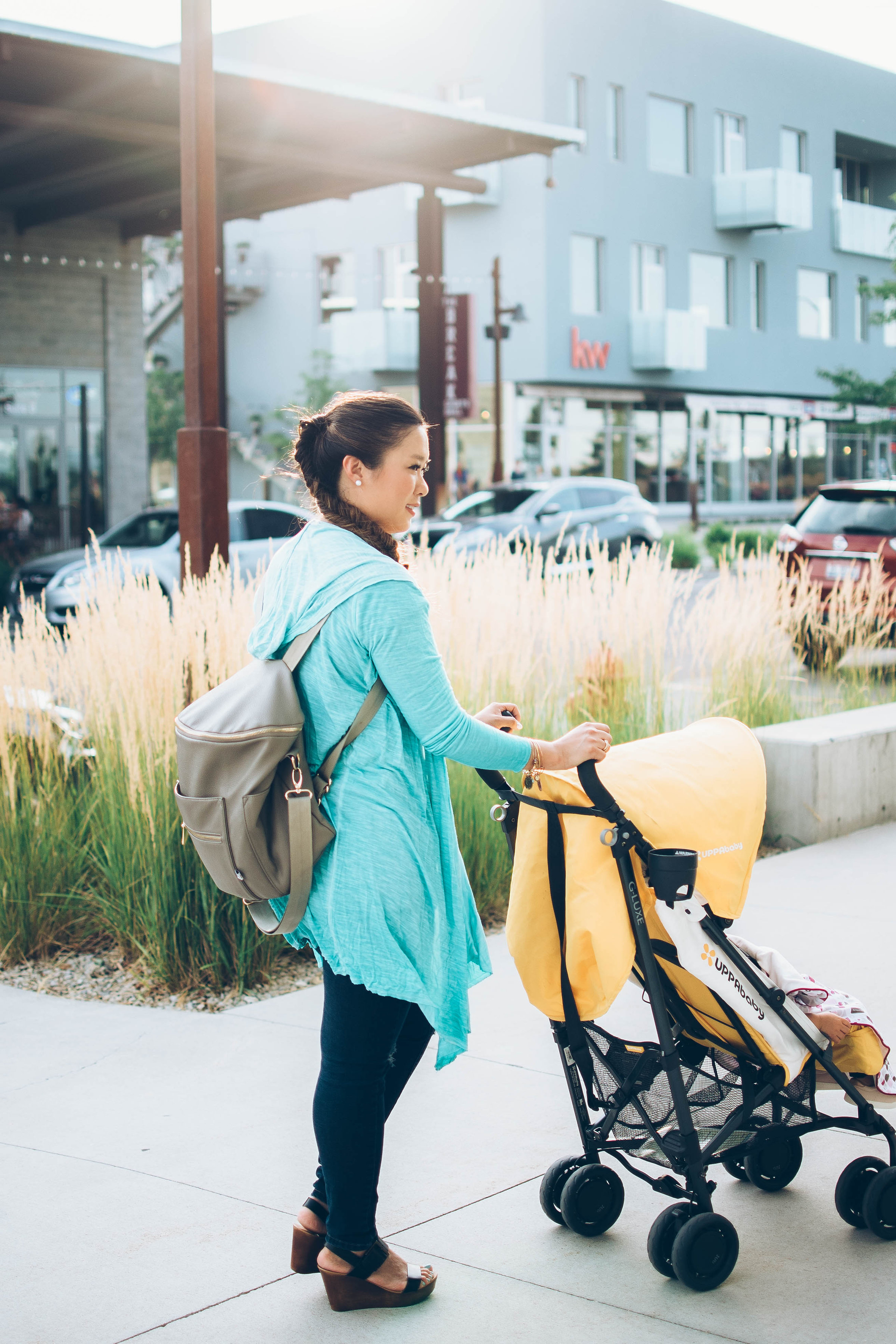 Traveling with the UPPAbaby G-LUXE