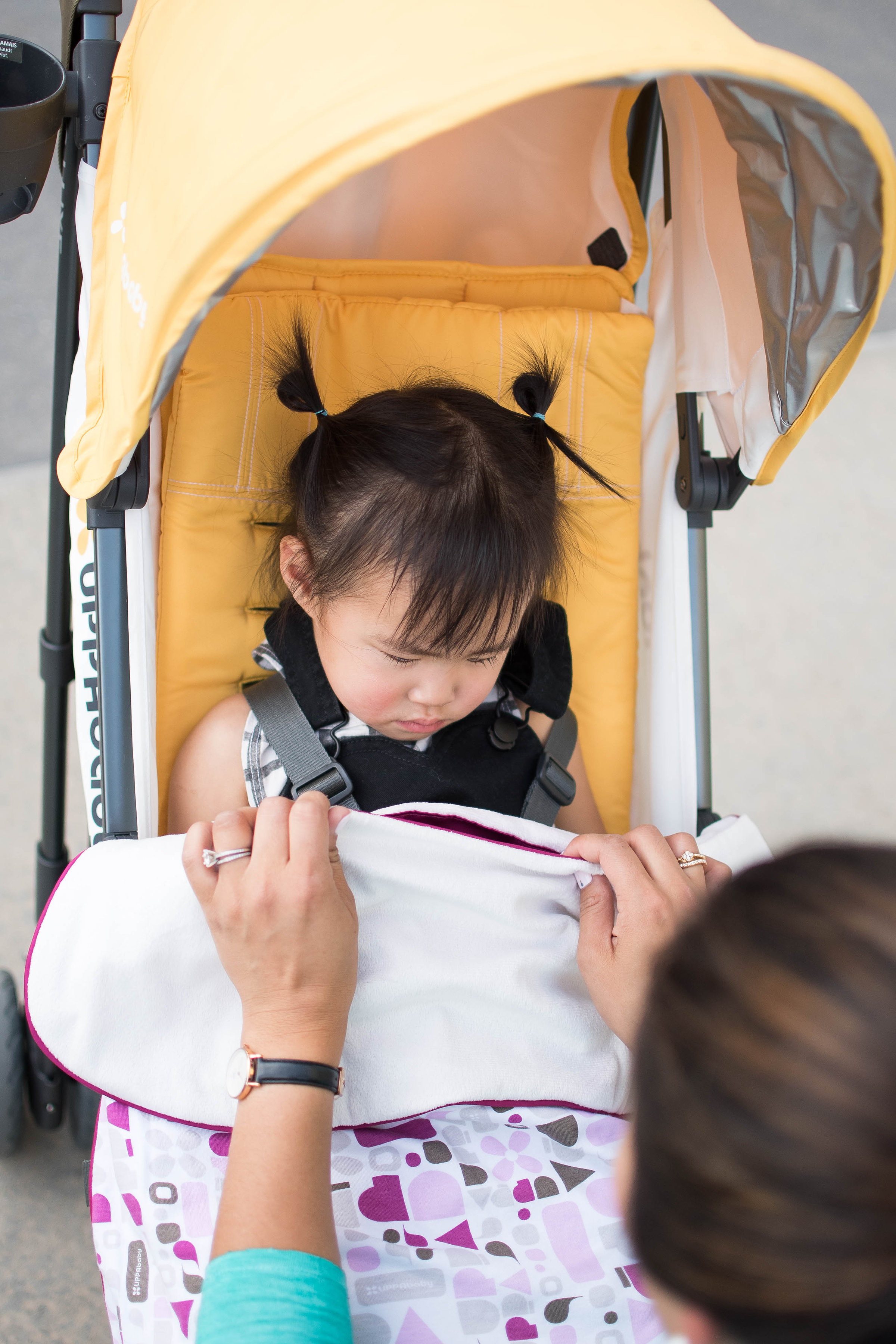 UPPAbaby G-LUXE stroller blanket
