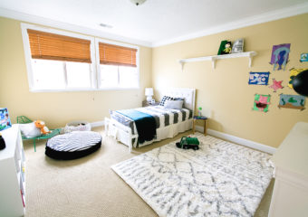 Boy's Bedroom Transformation with Havenly