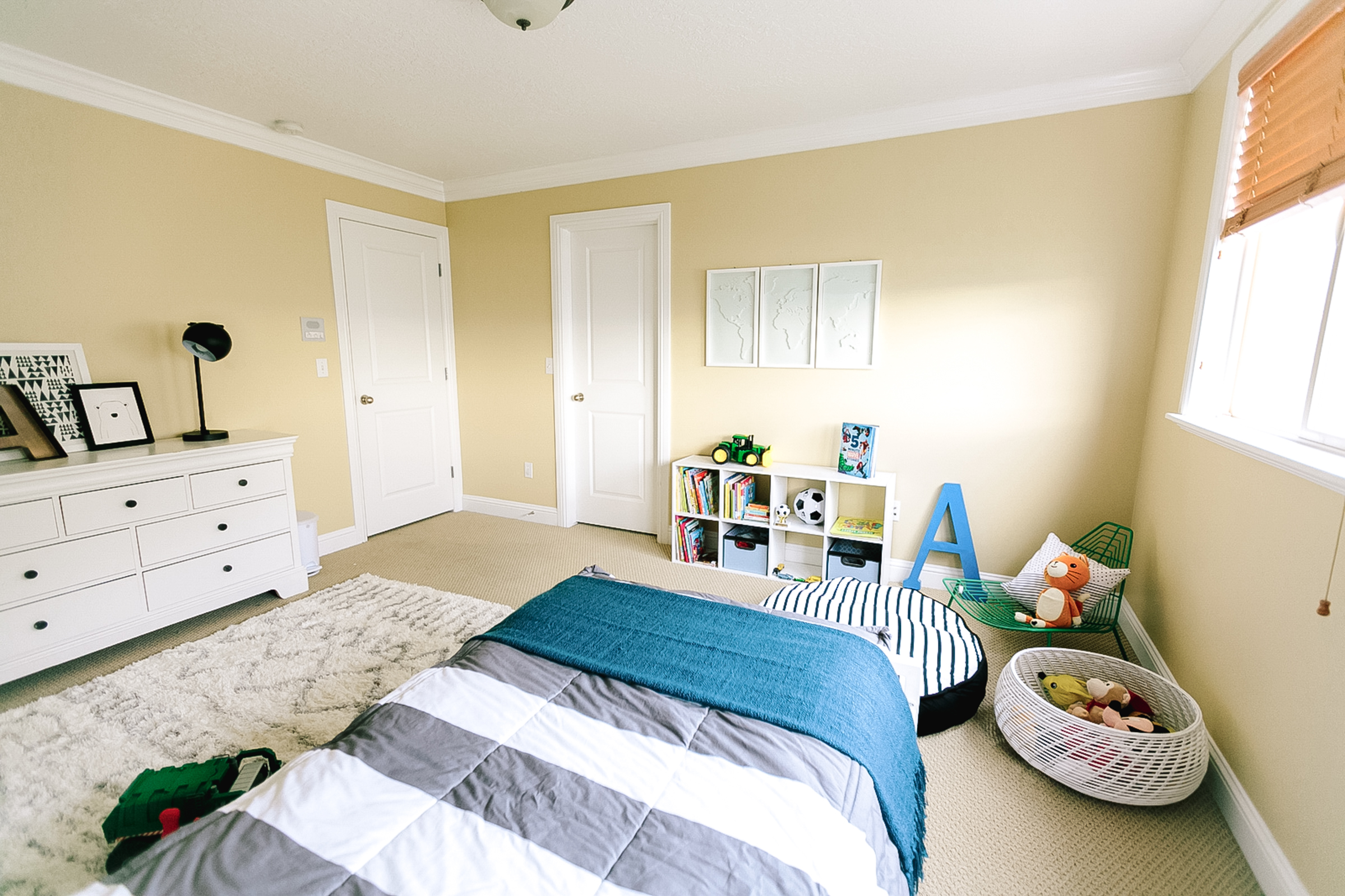 Boy's Bedroom with Havenly 10