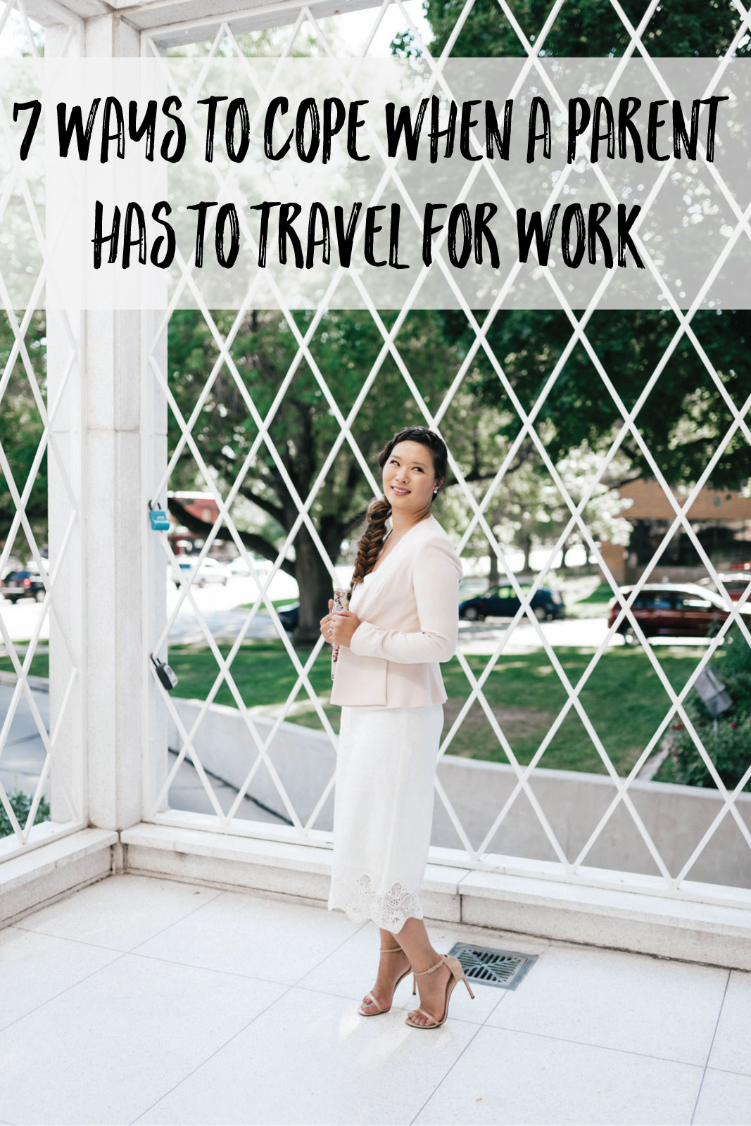 7 Ways To Cope When A Parent Has To Travel For Work