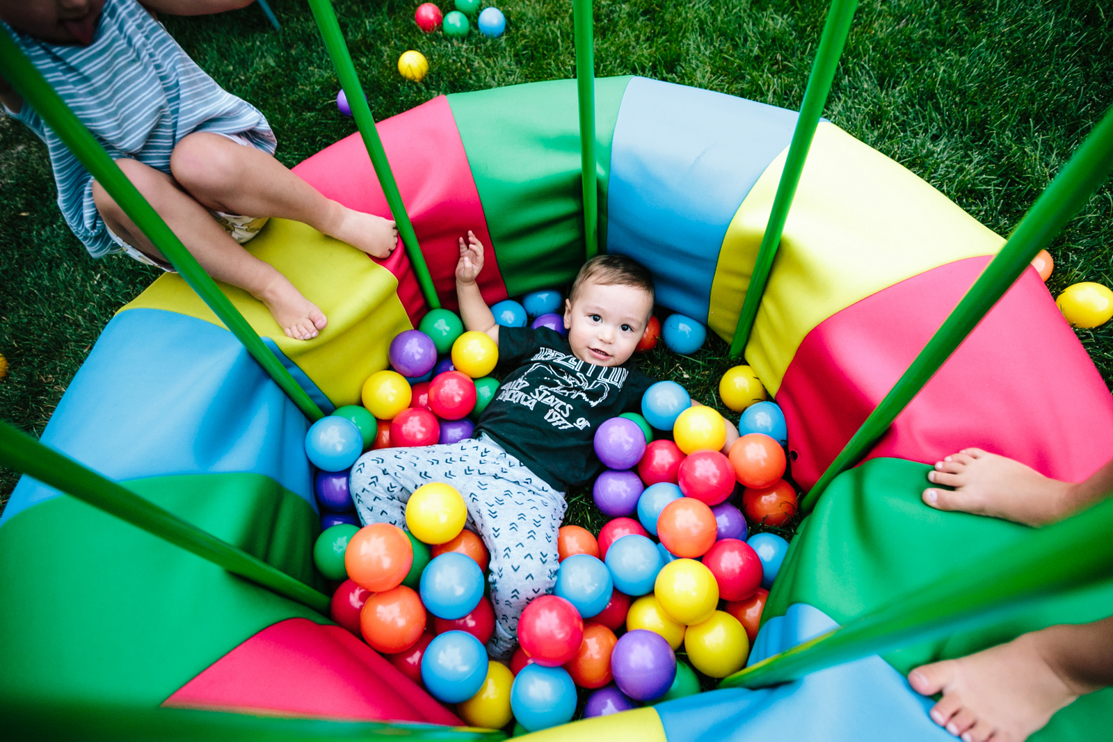 Ball Pit for Jungle Jumparoo
