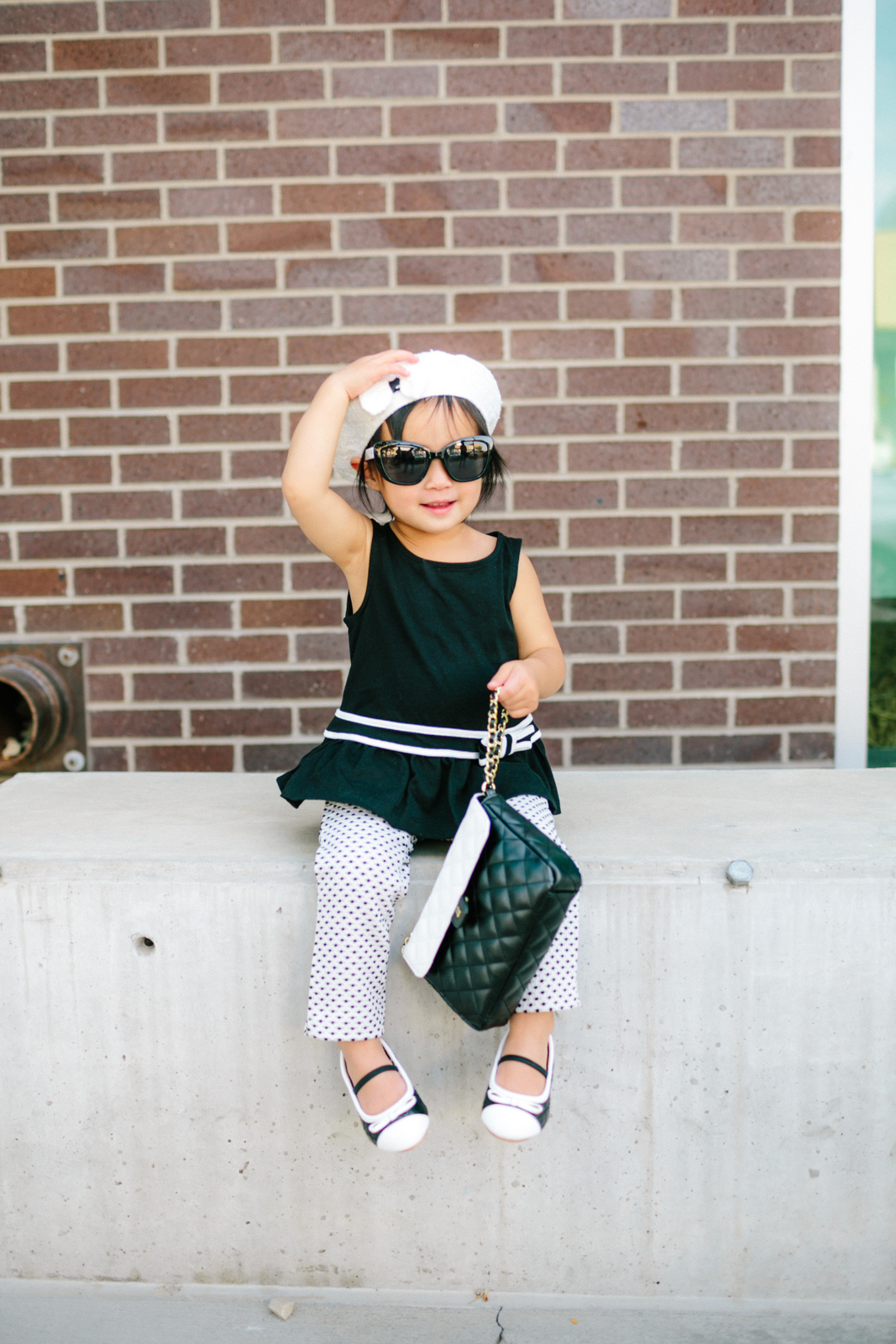 Janie and Jack toddler girl outfit