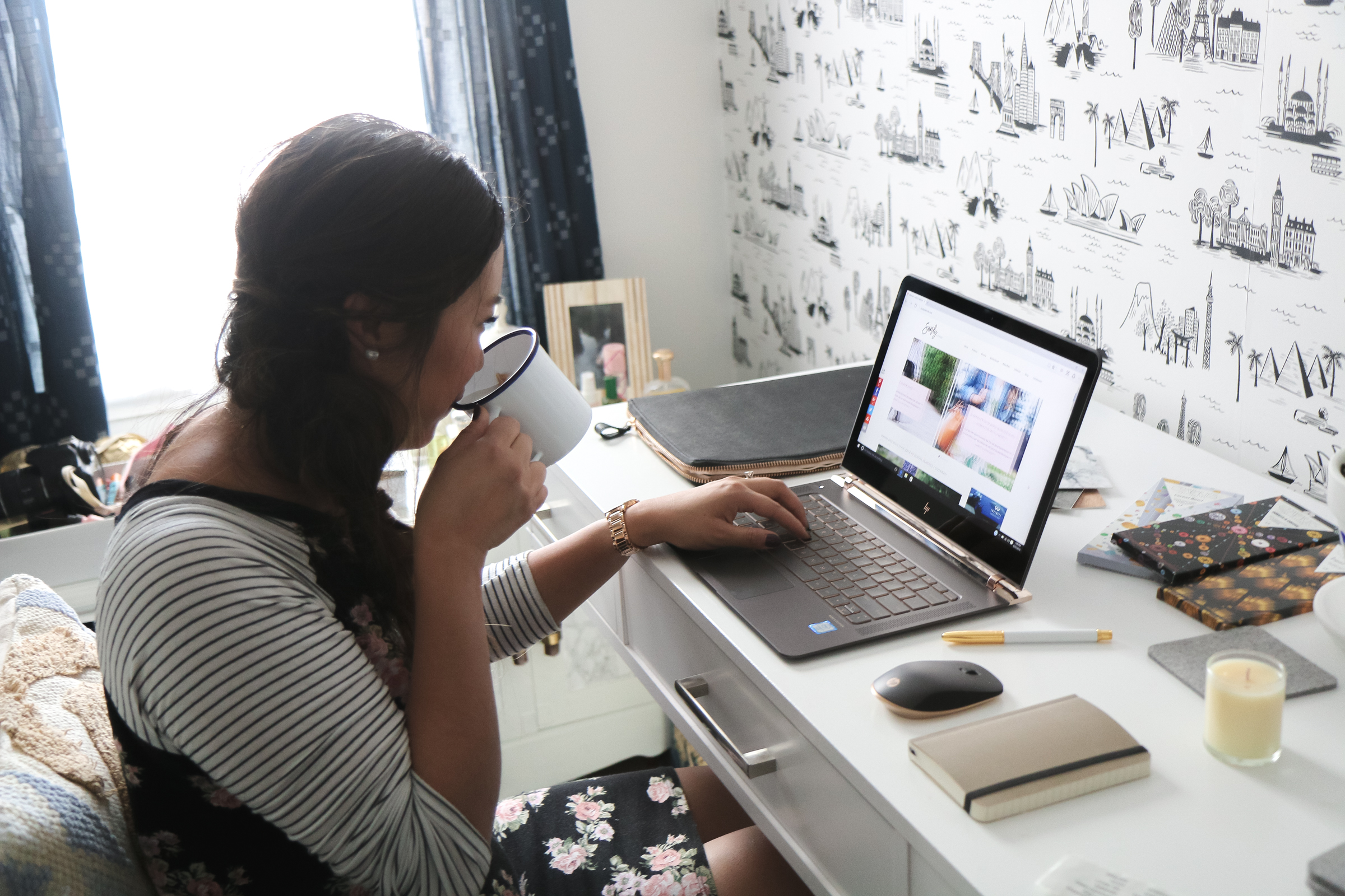 Using the HP Spectre everyday