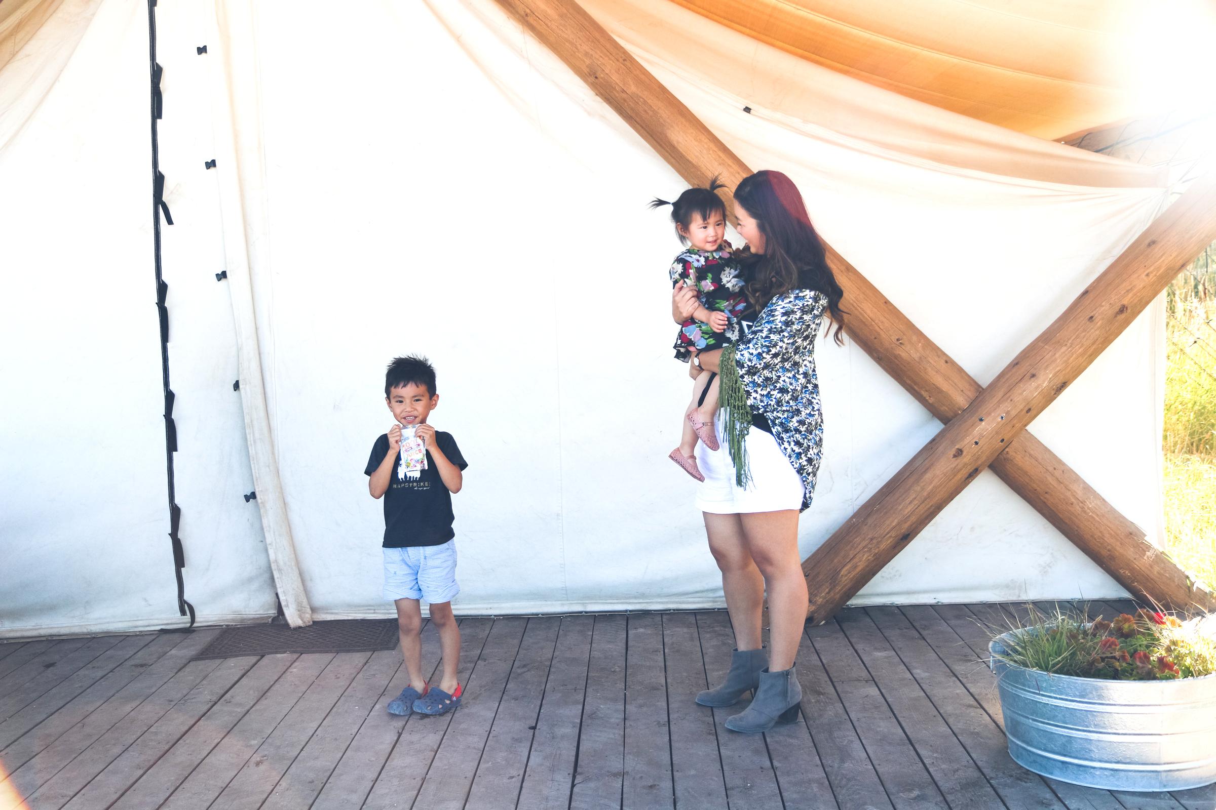 Grand Tent at Conestoga Ranch