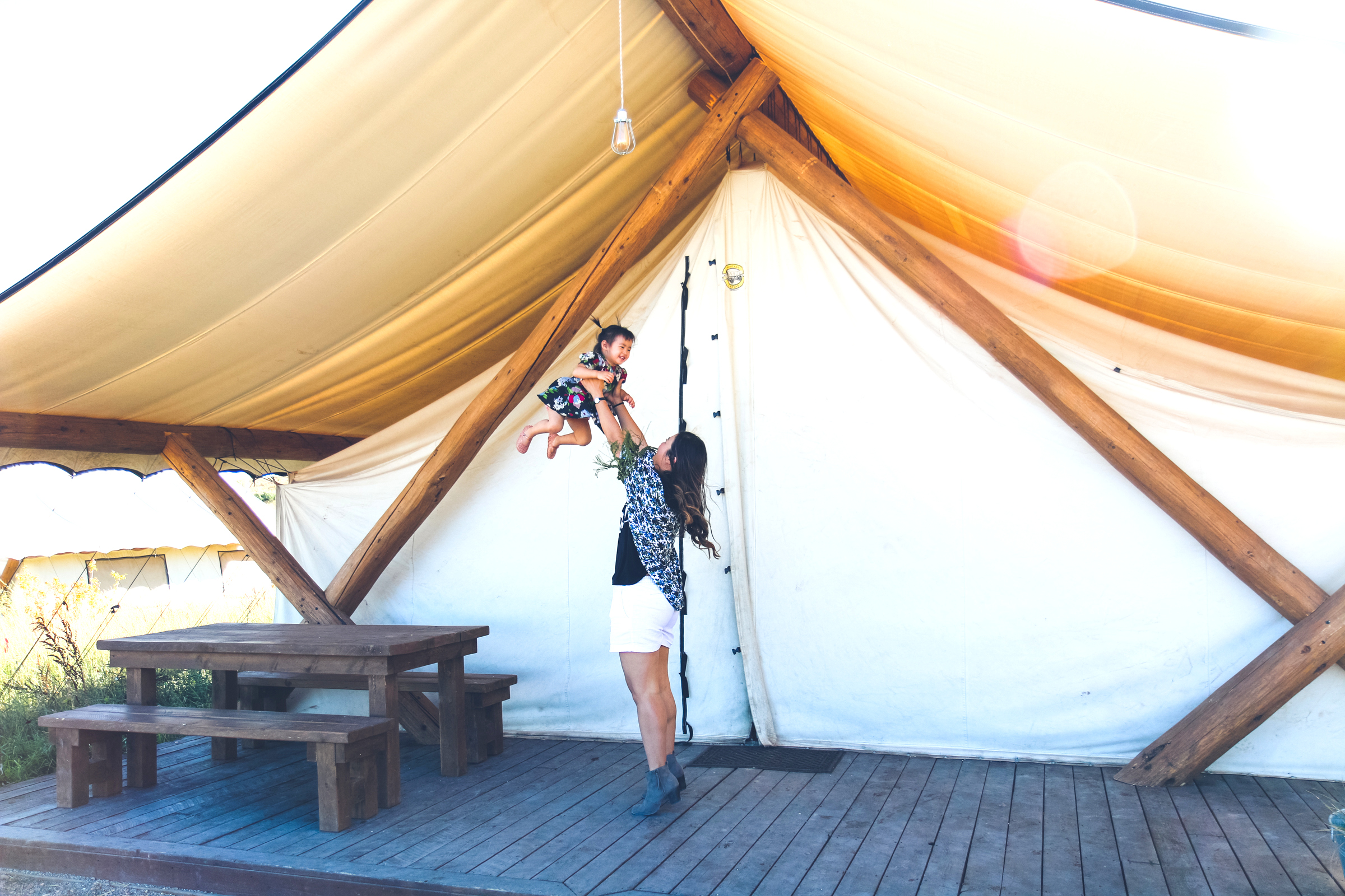 Grand Tent at Conestoga Ranch