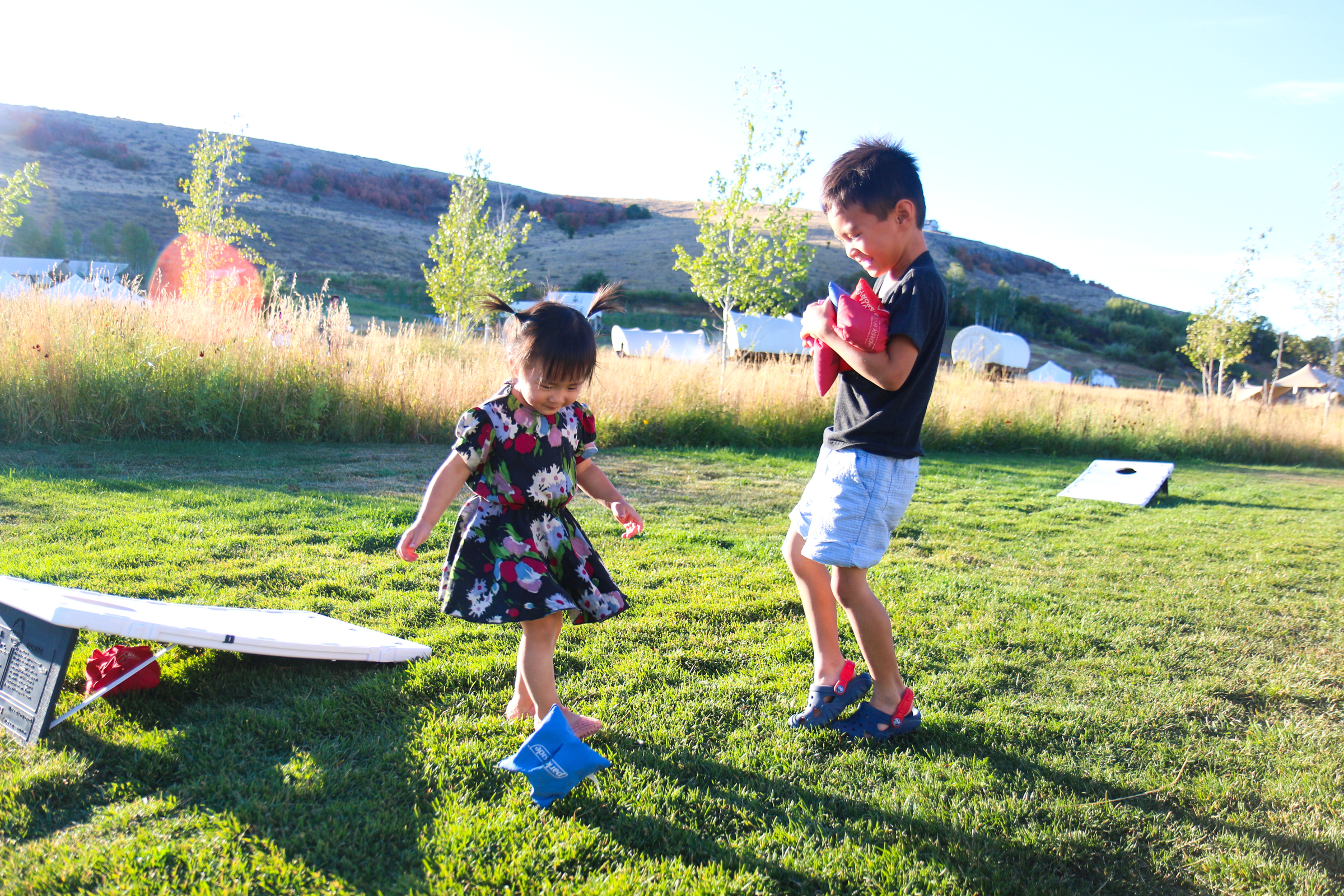 Things to do for kids at Conestoga Ranch