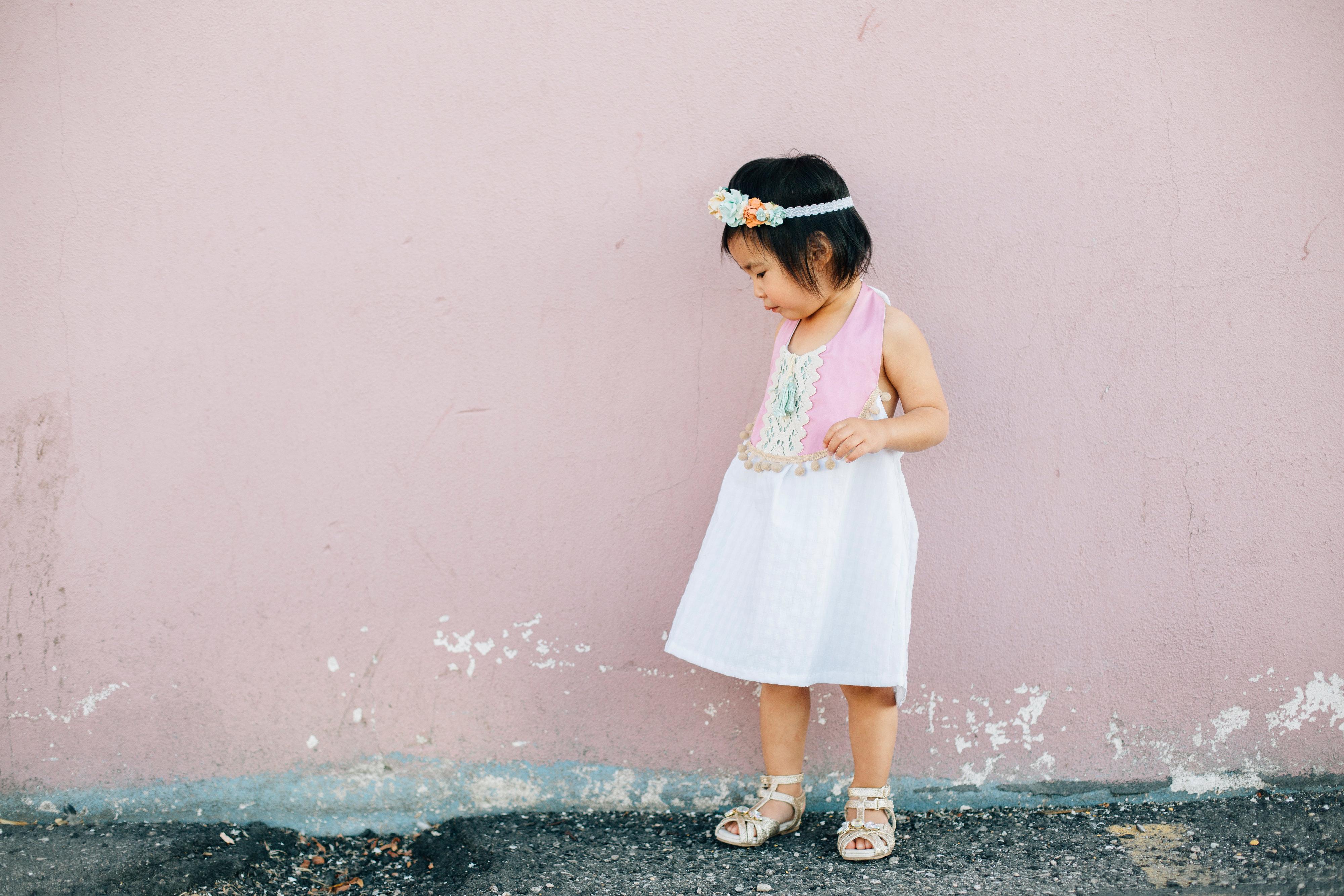 Viva Boho Kids Dress