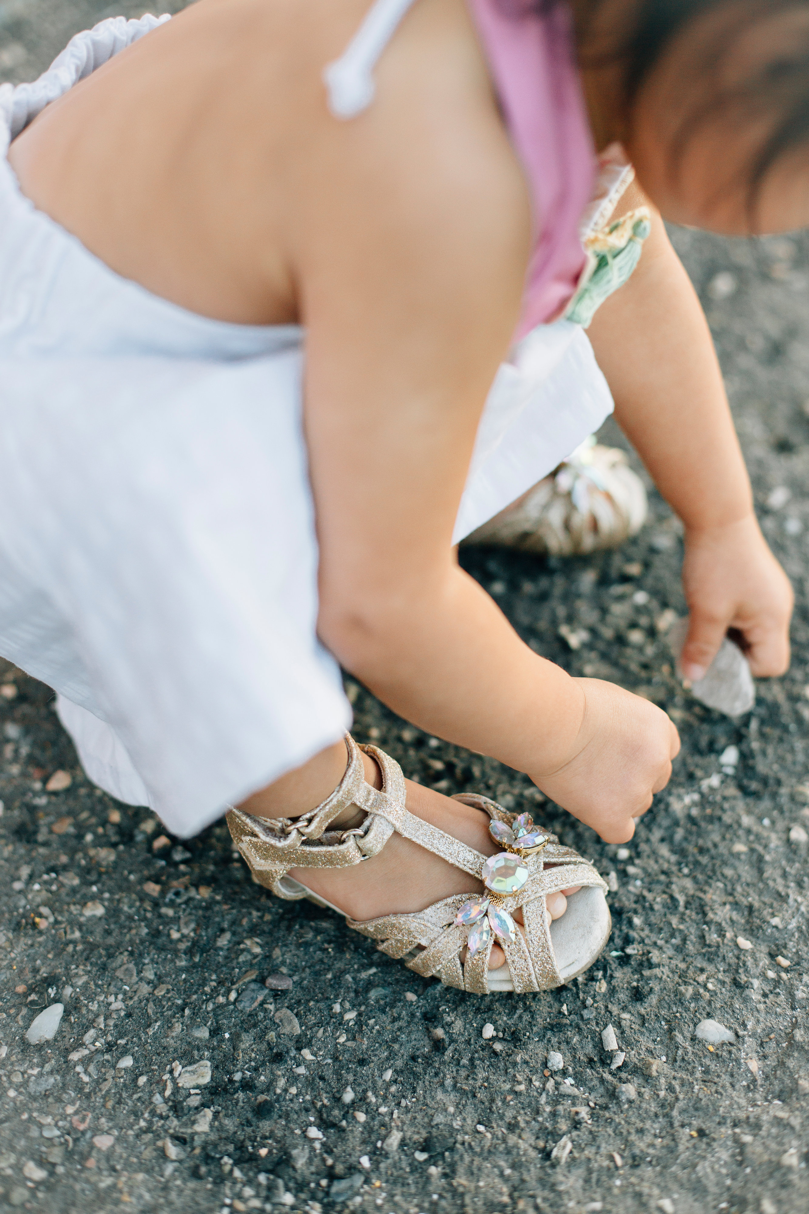 Toddler girl Joyfolie sandals