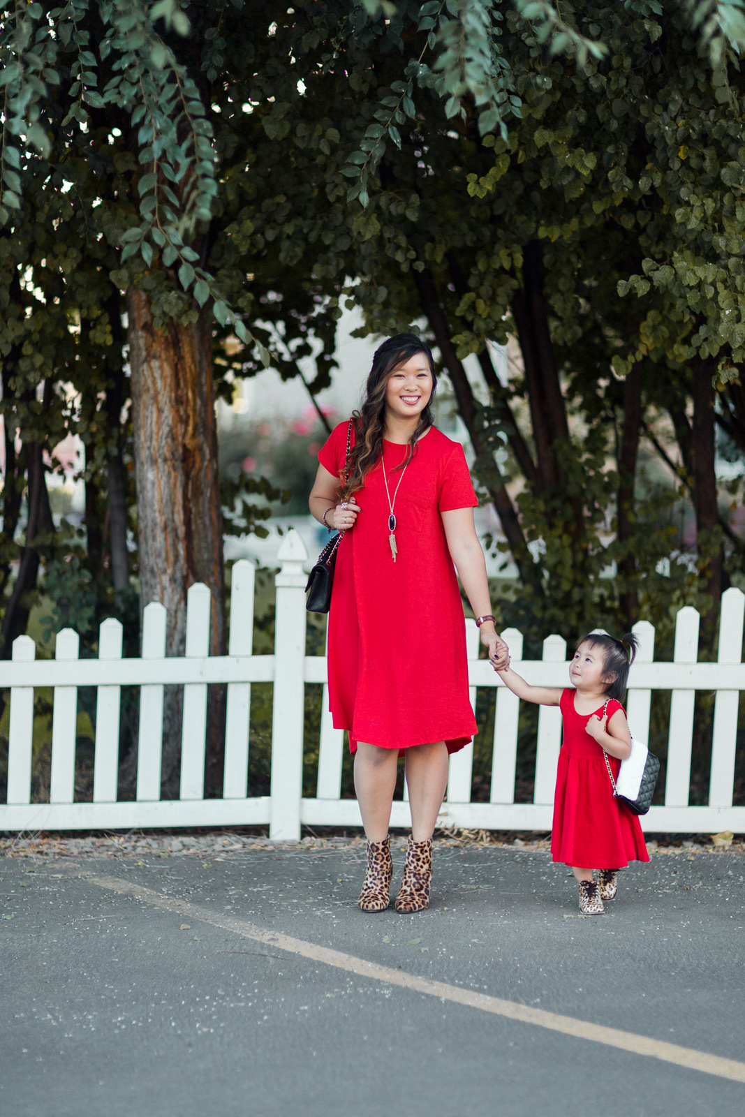 ... Mommy and Me outfits  red 4b4448e23