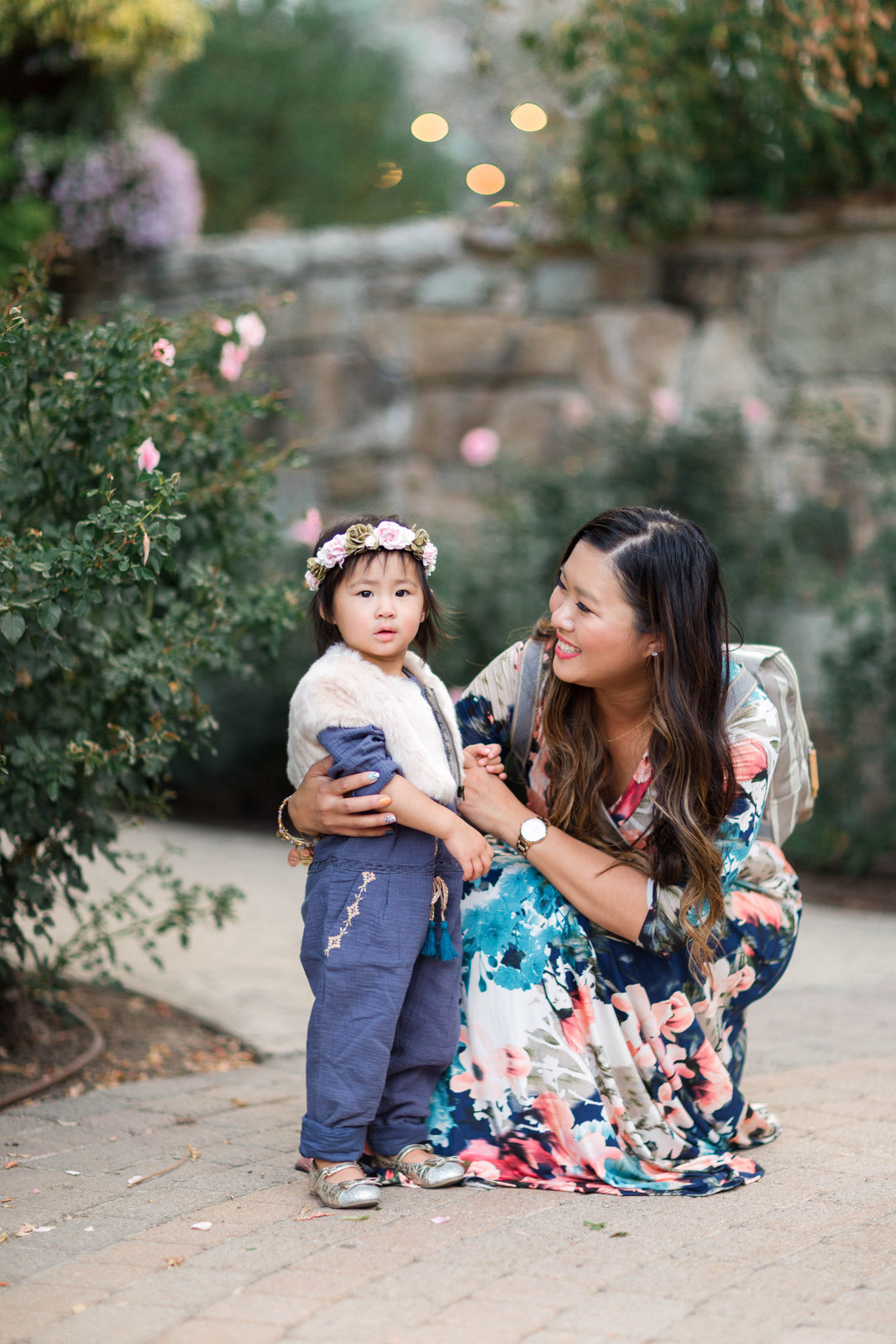 Mommy and Me Outfits: Blue Hues Outfit ideas