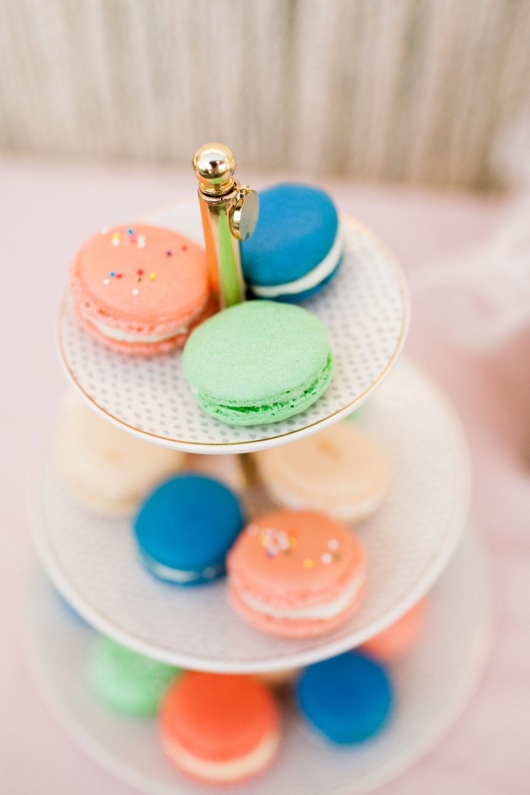 The Blonde Who Bakes Macarons - Photo by Pierson Photo Company