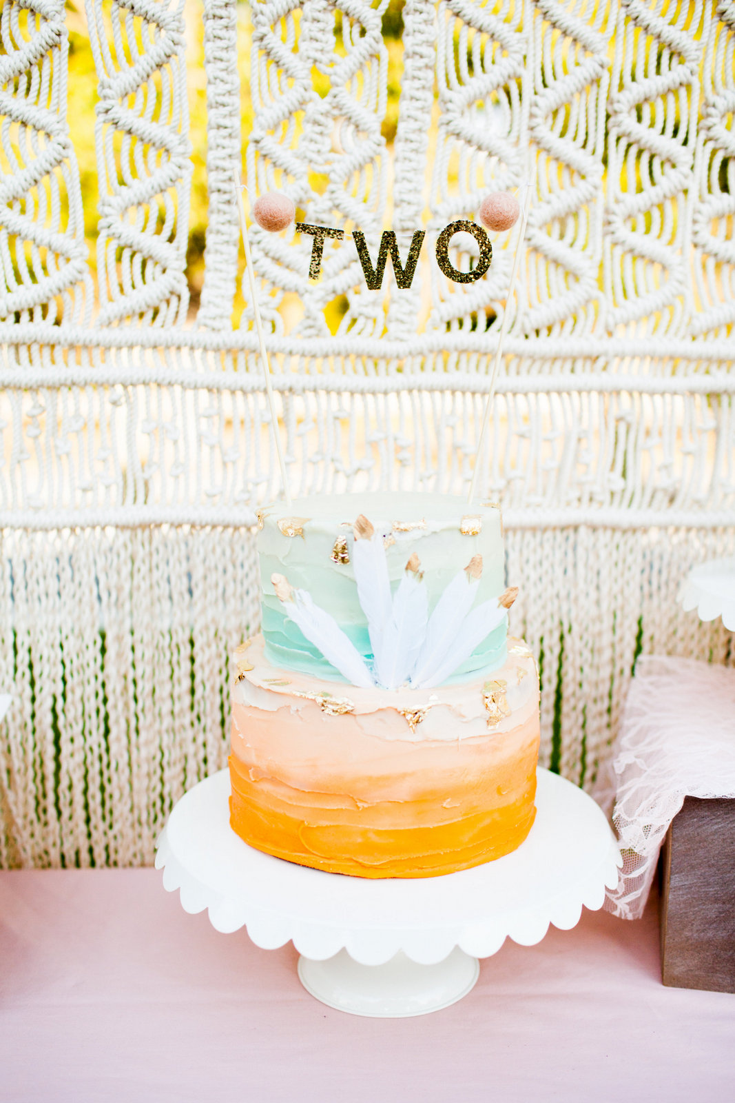 Sweet Tooth Fairy cake - Photo by Pierson Photo Company