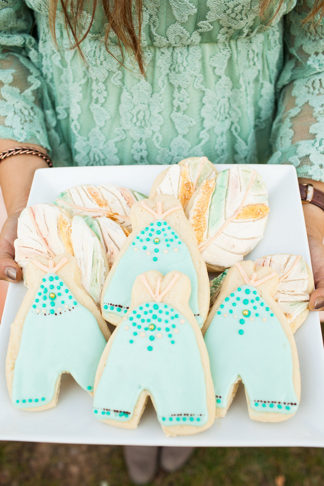 Sweet Tooth Fairy Bohemian cookies - Photo by Pierson Photo Company
