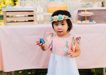 Vivian's 2nd Boho Birthday Party!