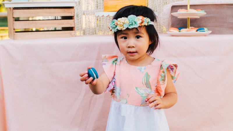 Vivian's 2nd Boho Birthday Bash!