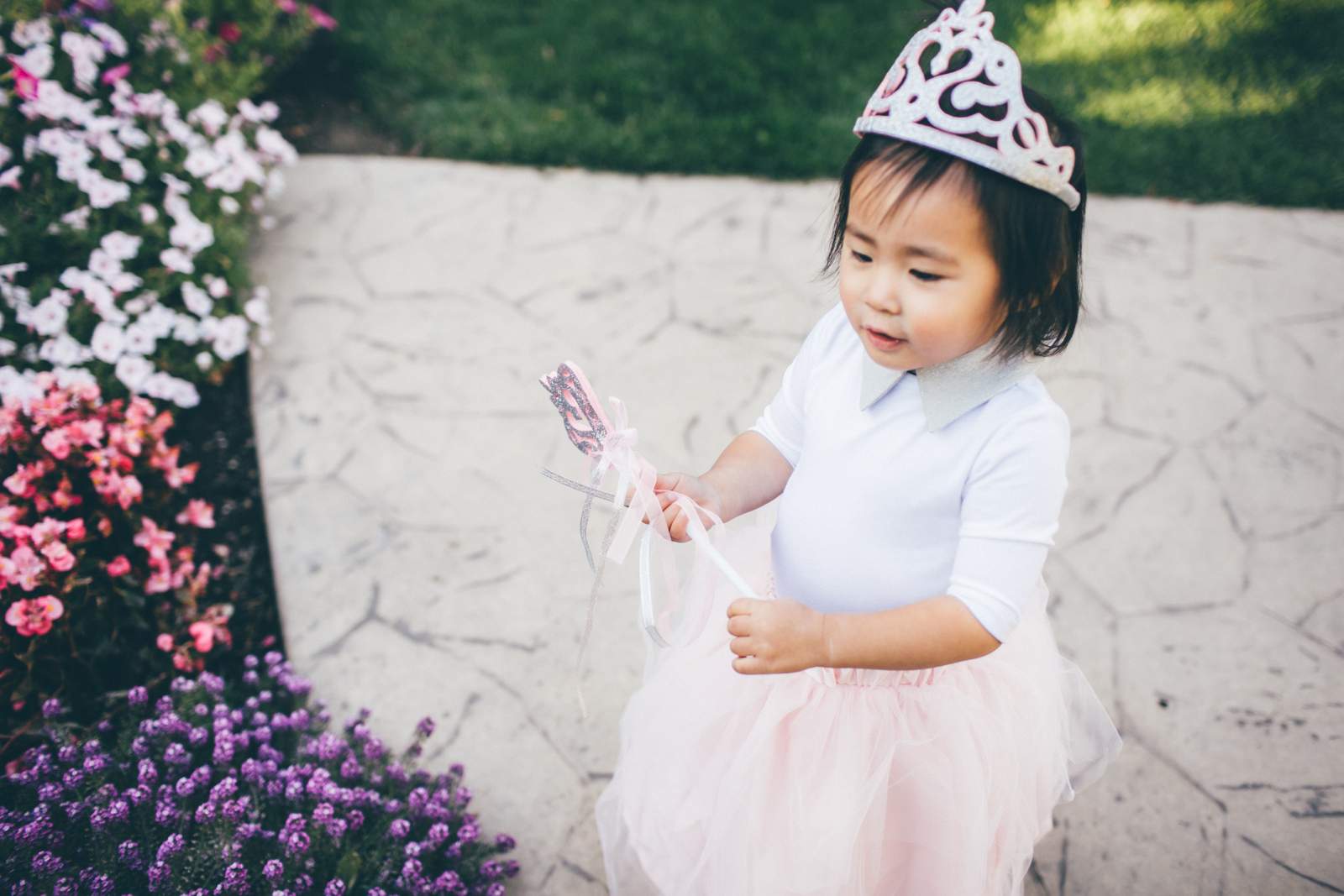 Angel Wish Box Princess Costume