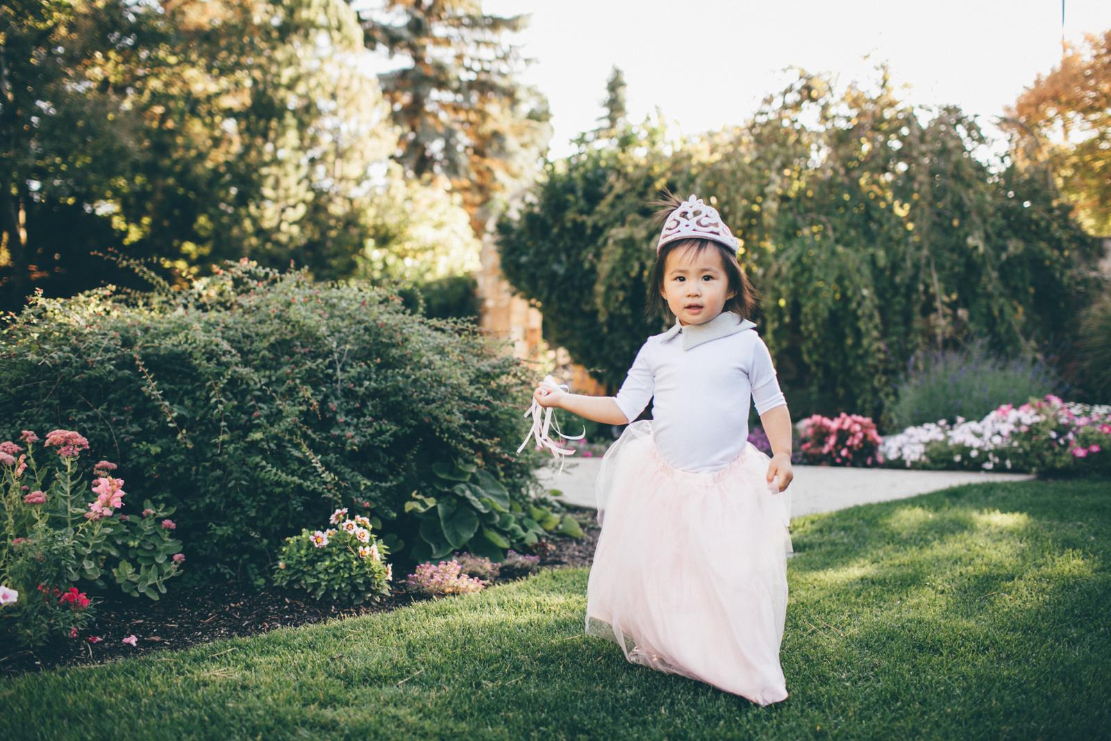 Angel Wish Box Princess Costumes