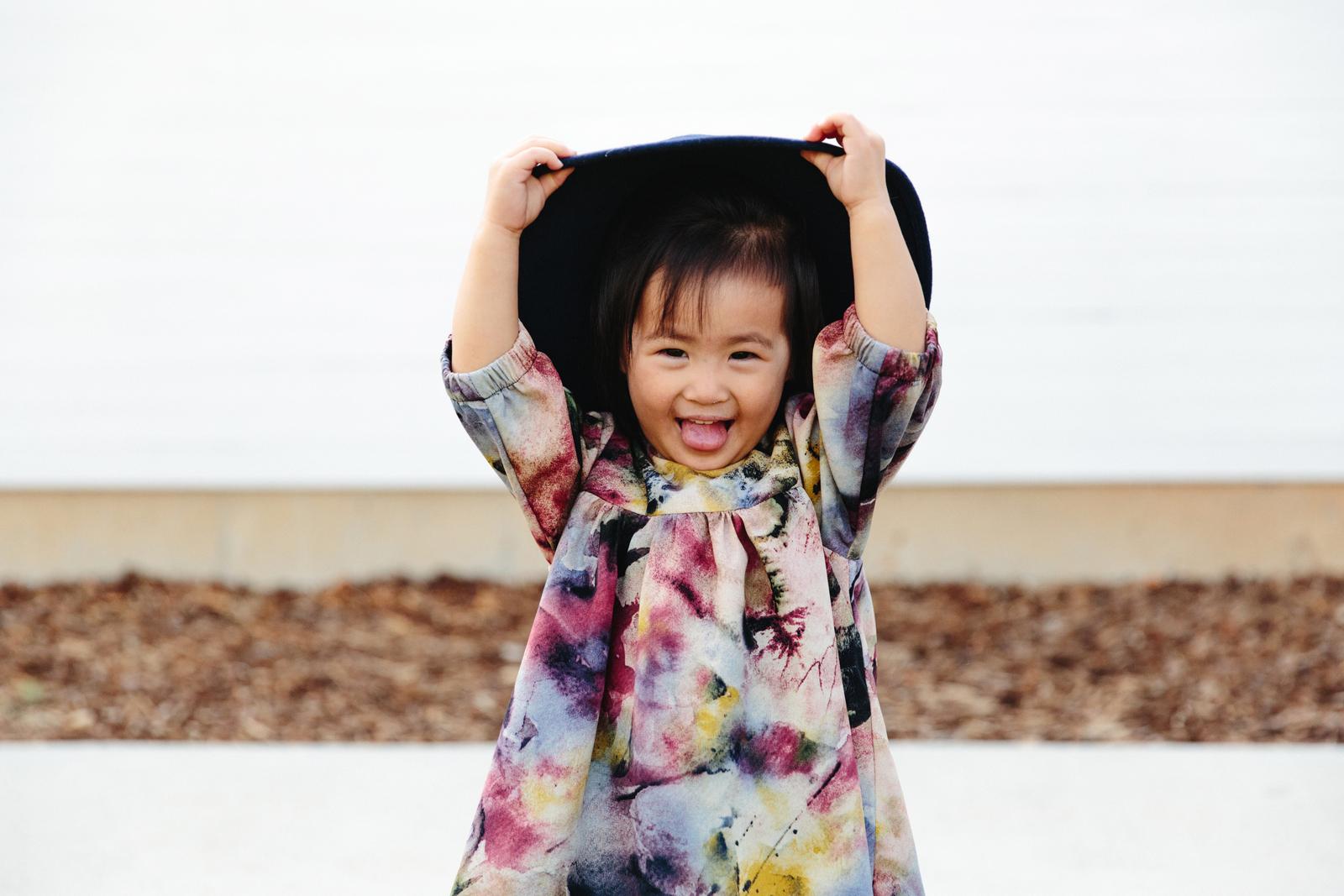 Chloe Kristyn Girls Dress