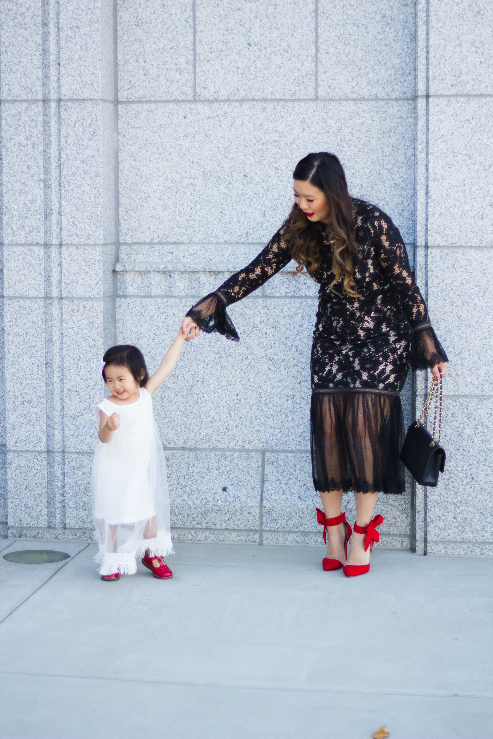 mommy and Me Outfits: Fancy Dresses