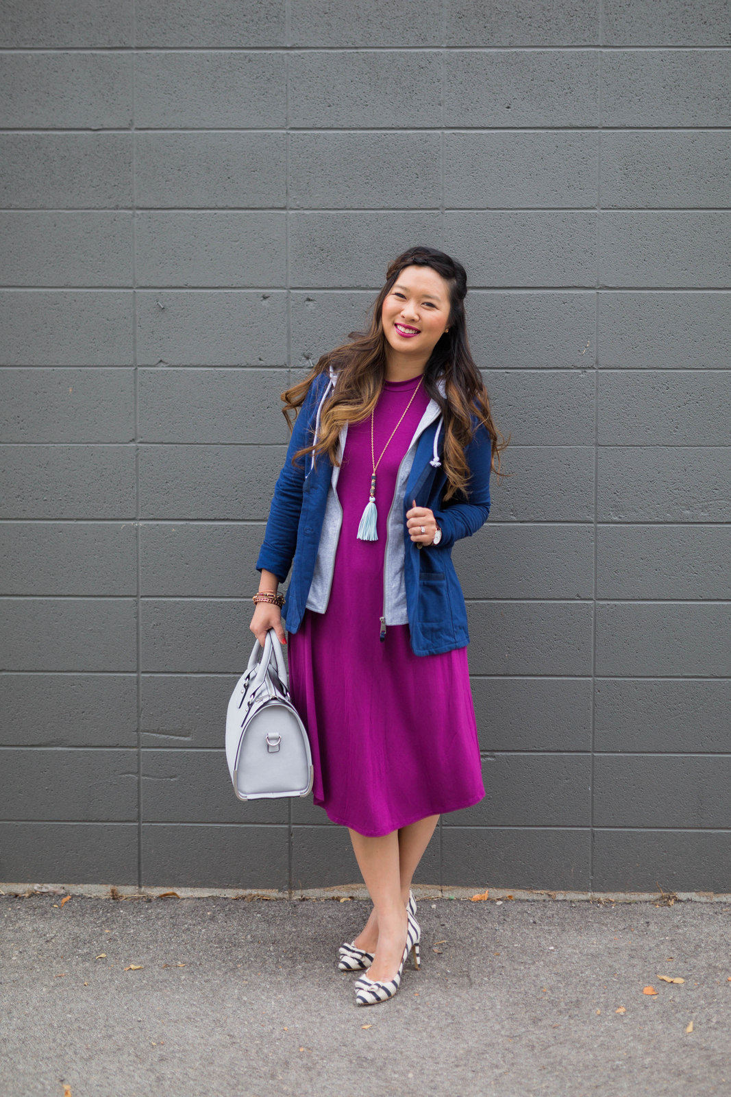 3 Ways To Style A Swing Dress