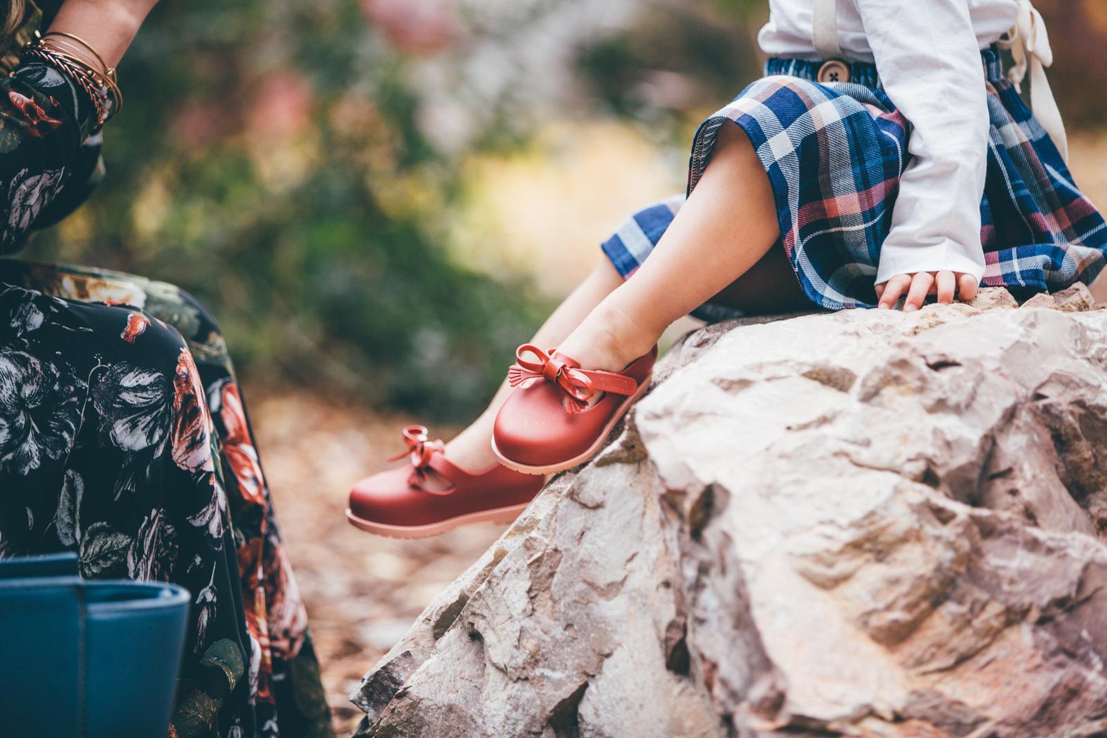 Mini Melissa Shoes for toddler girls