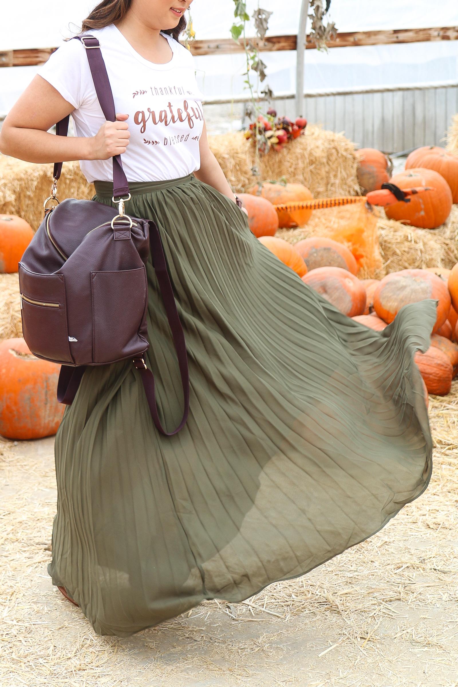 Make Me Chic skirt