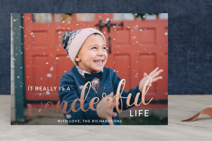 Minted Holiday Card Round Up
