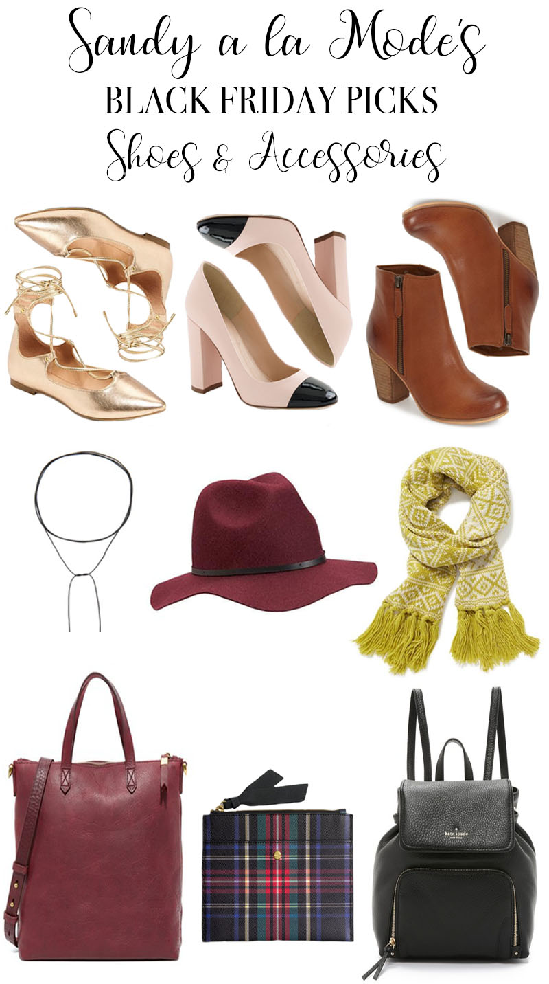 Black Friday Picks Shoes and Accessories