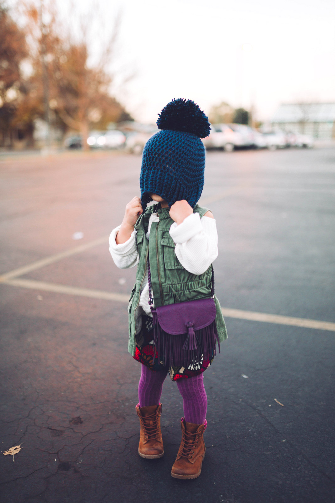 Toddler Winter Fashion
