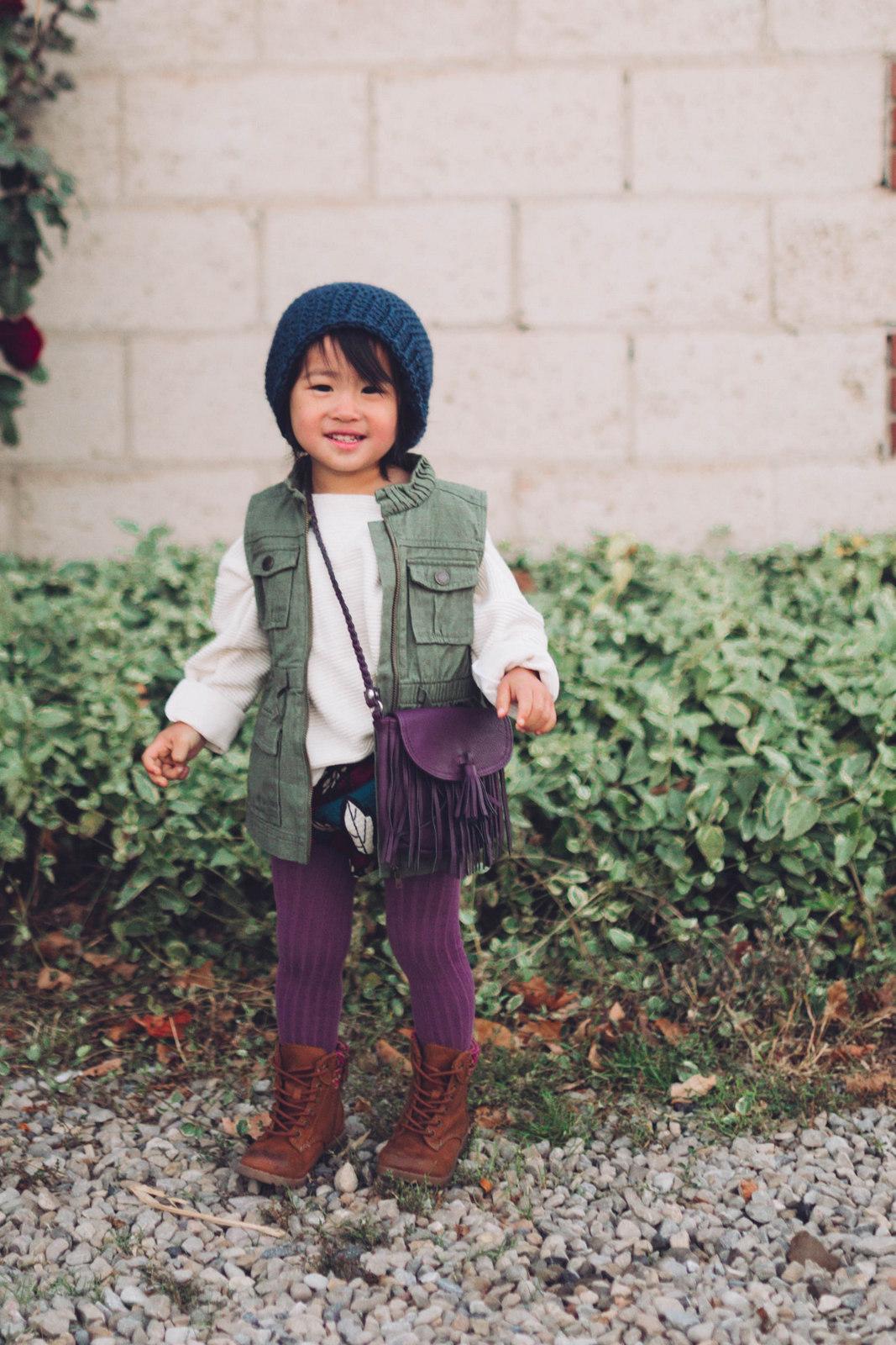 Toddler Winter Fashion