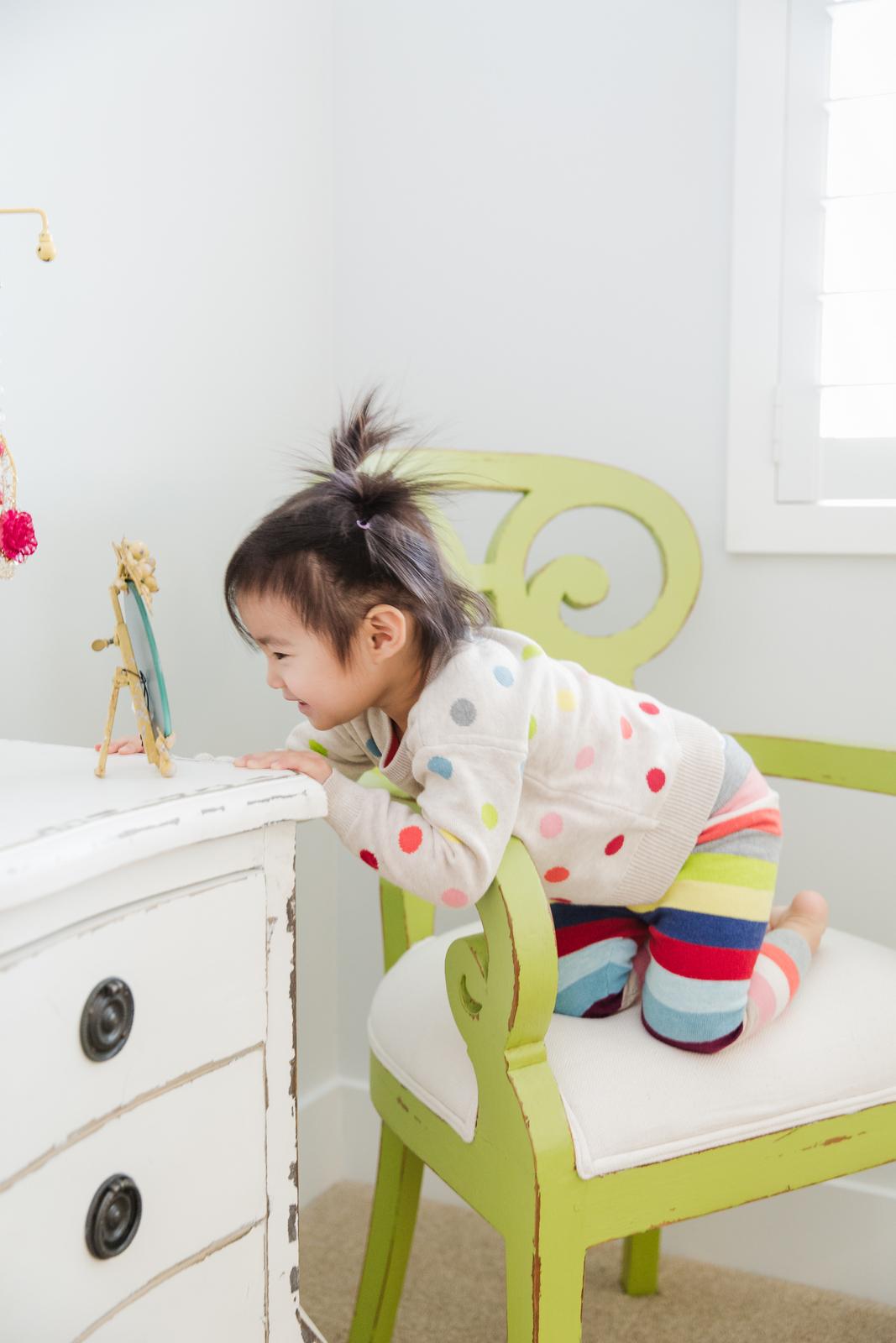 Toddler girl loungewear