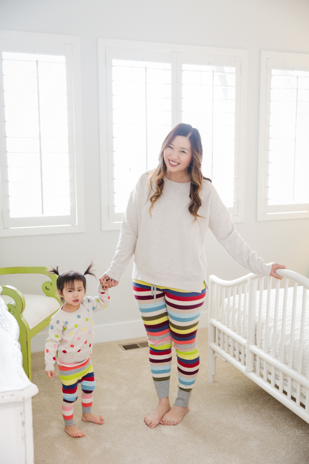 Mommy and me outfits from GAP