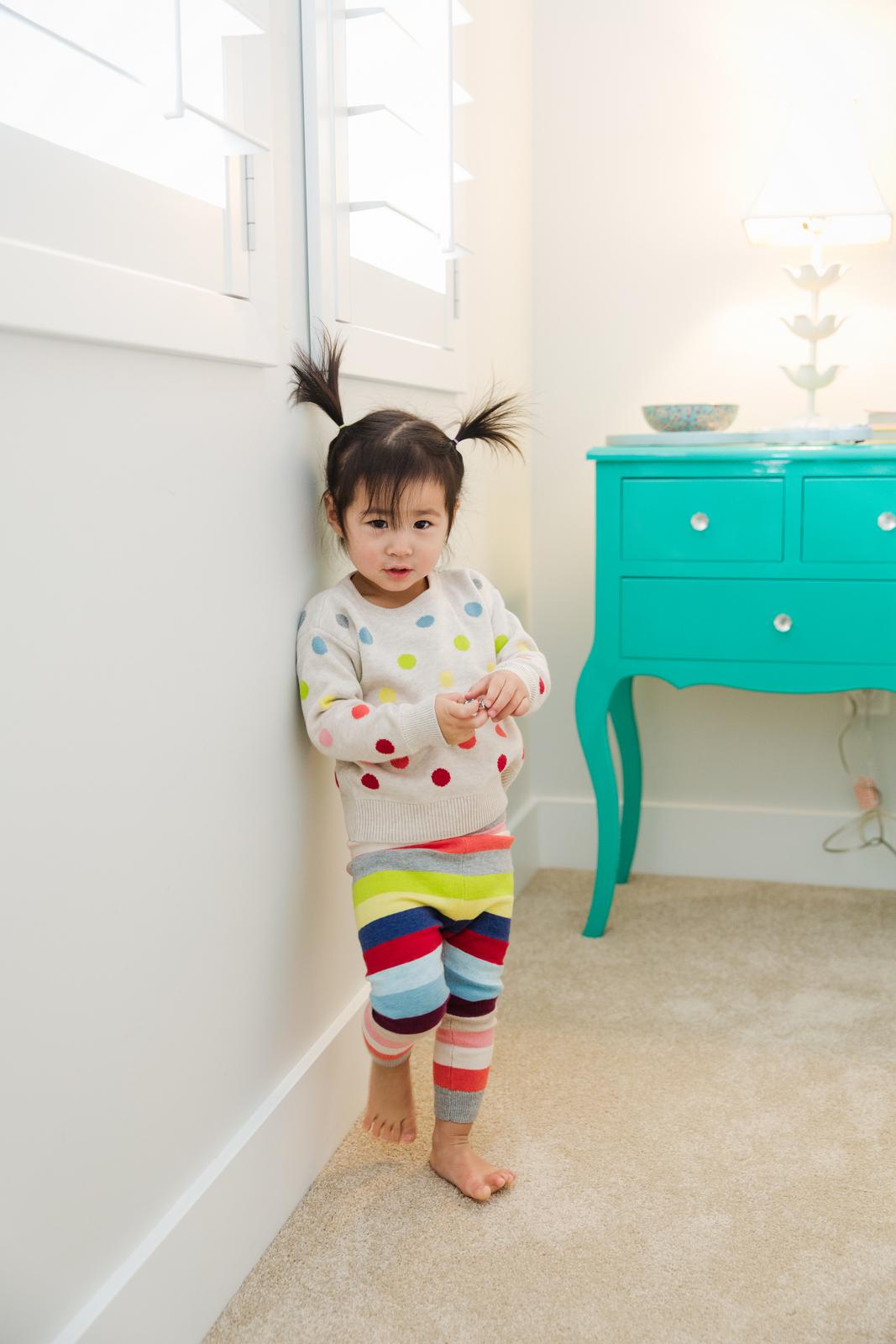 GAP Toddler sweater and sweater leggings