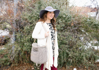 12 Days of Giveaways! – Evy's Tree Hoodie + Fawn Design Bag