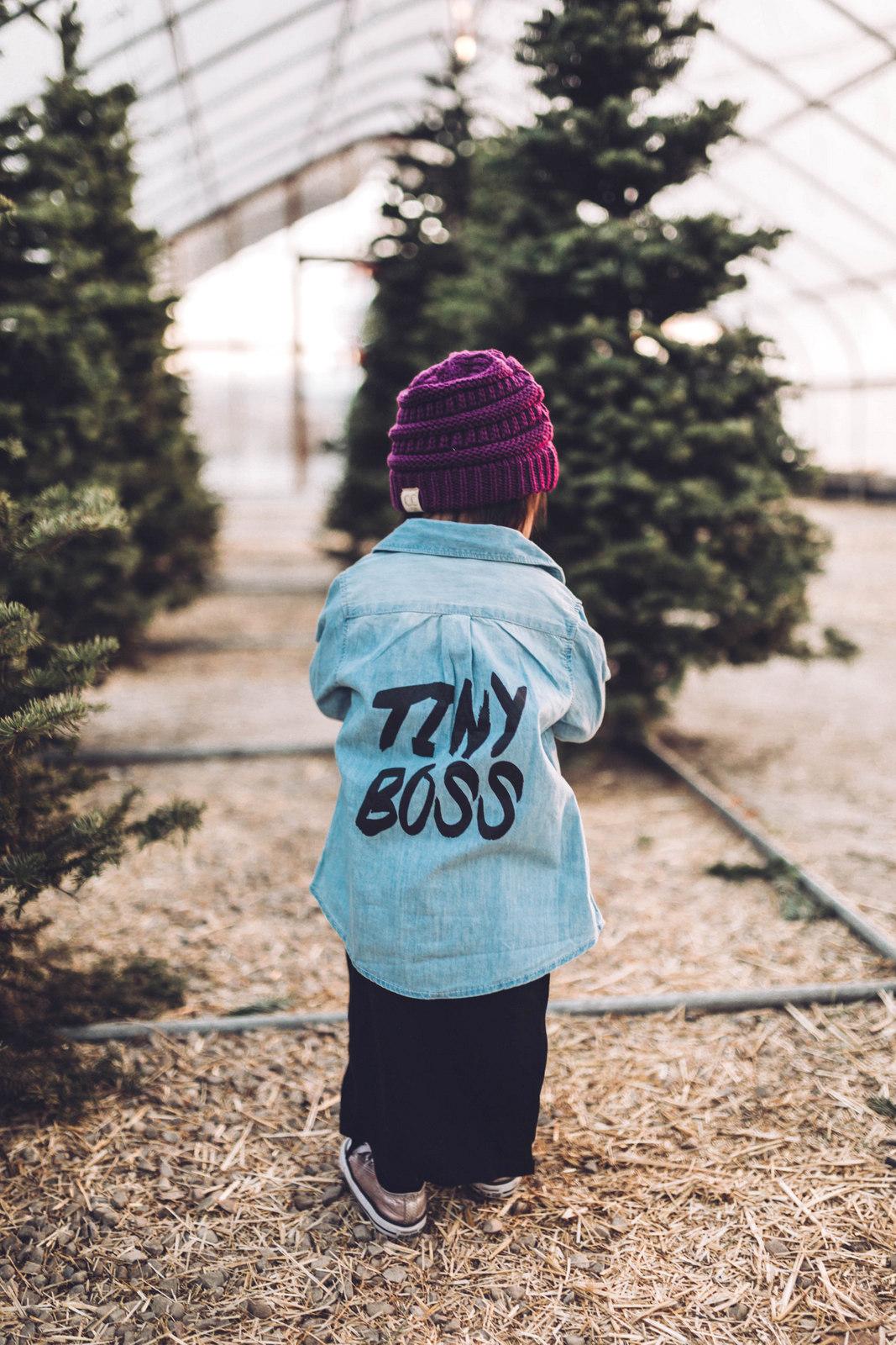 Tiny Boss