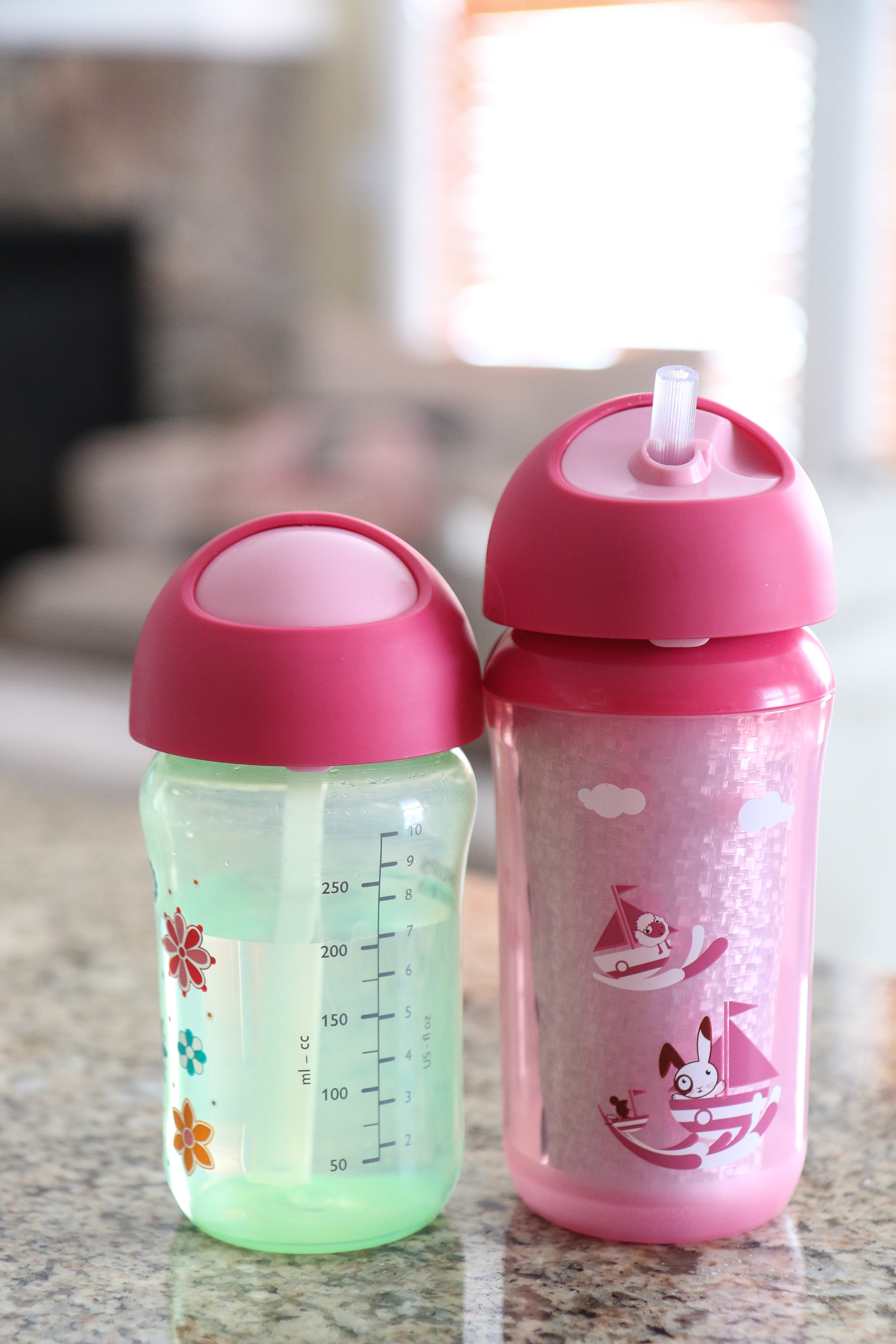 Philips Avent Straw Cups