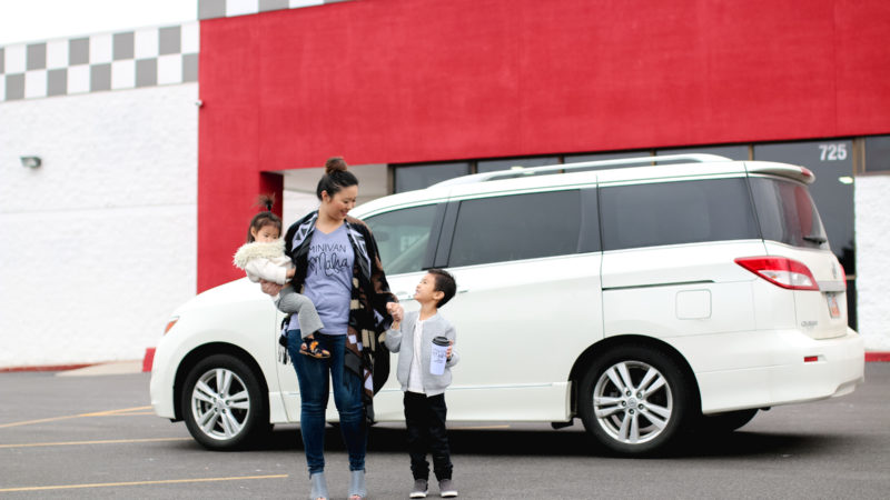 10 Reasons I Love Being A Minivan Mom!